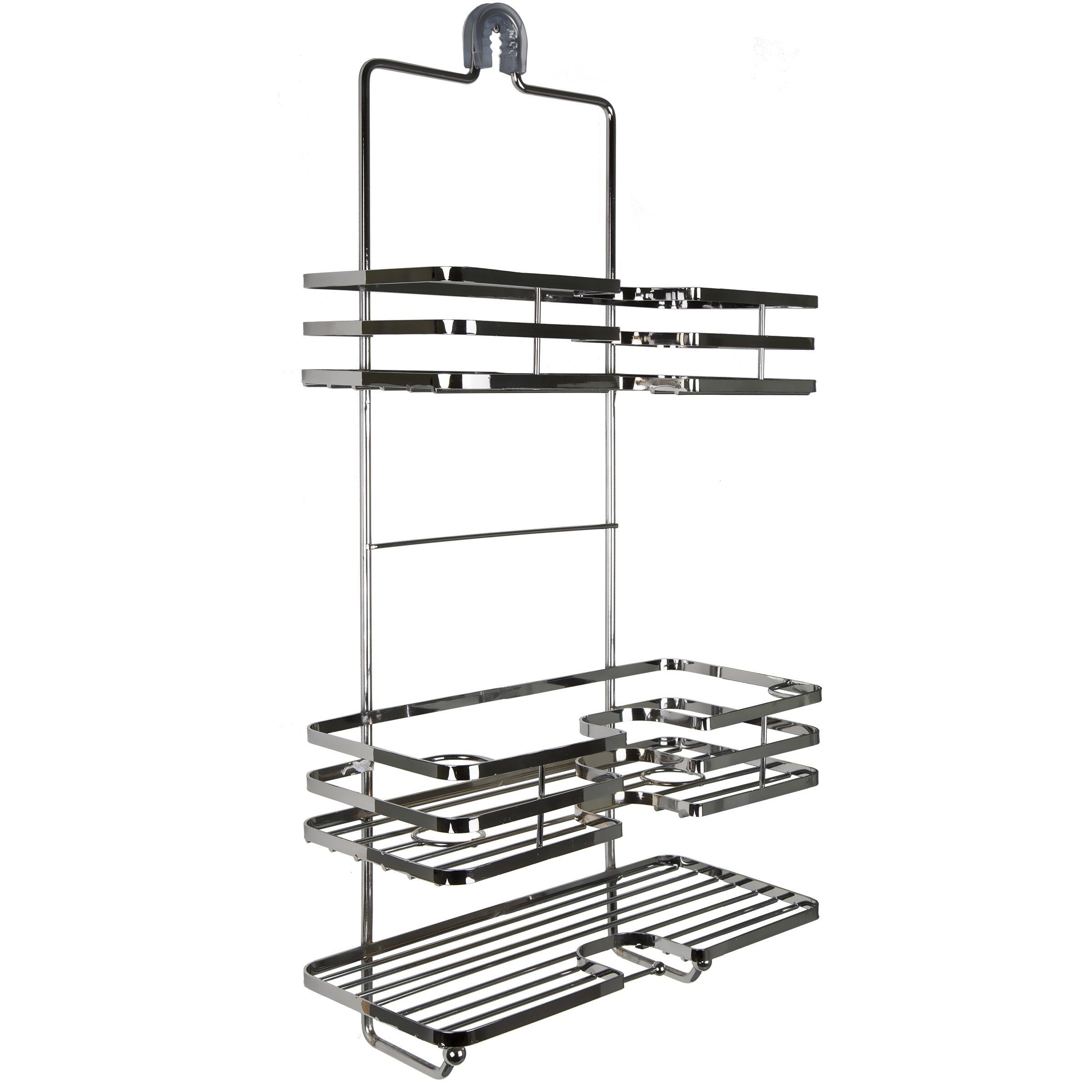 hanging bathroom shower caddy | My Web Value
