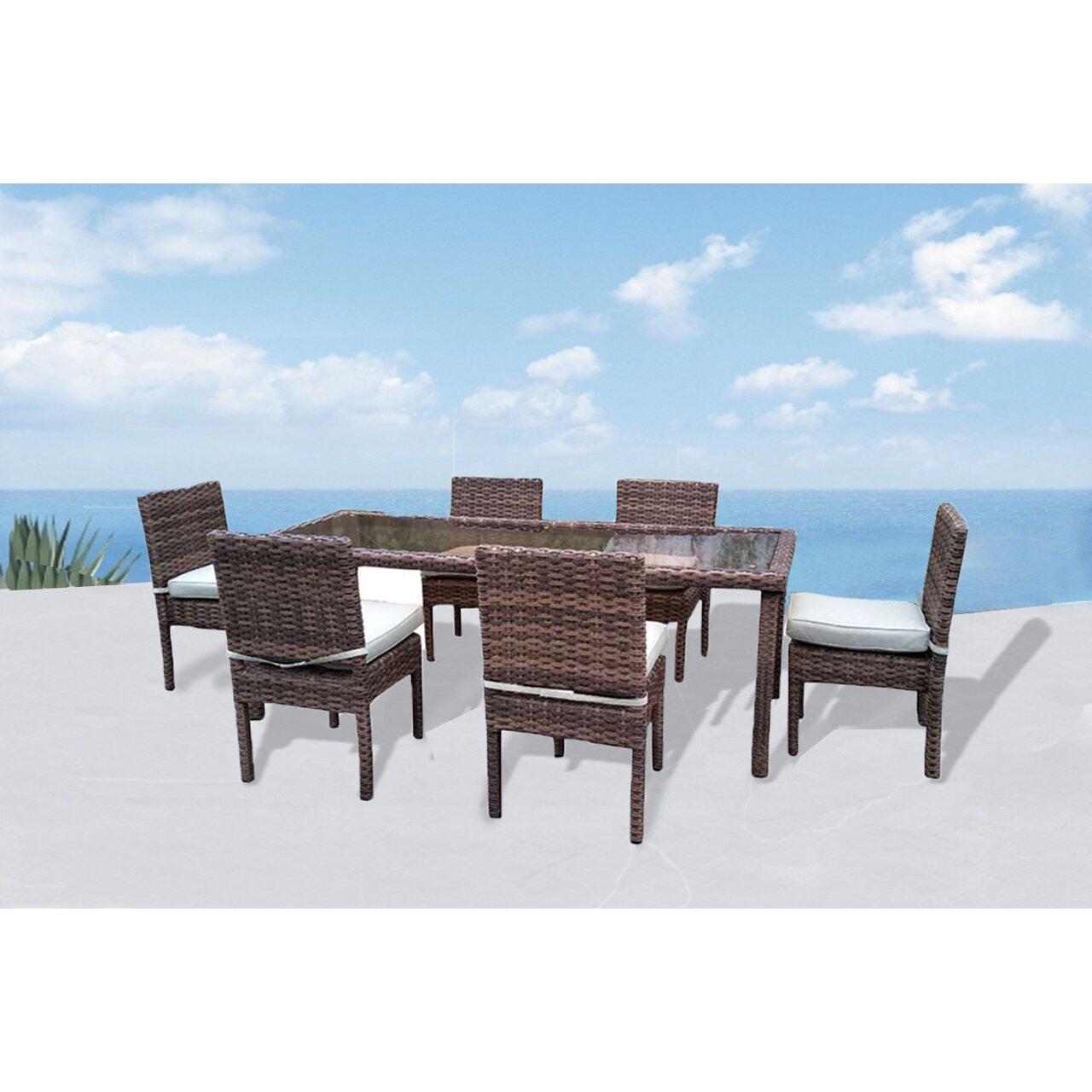 6 person patio set canada