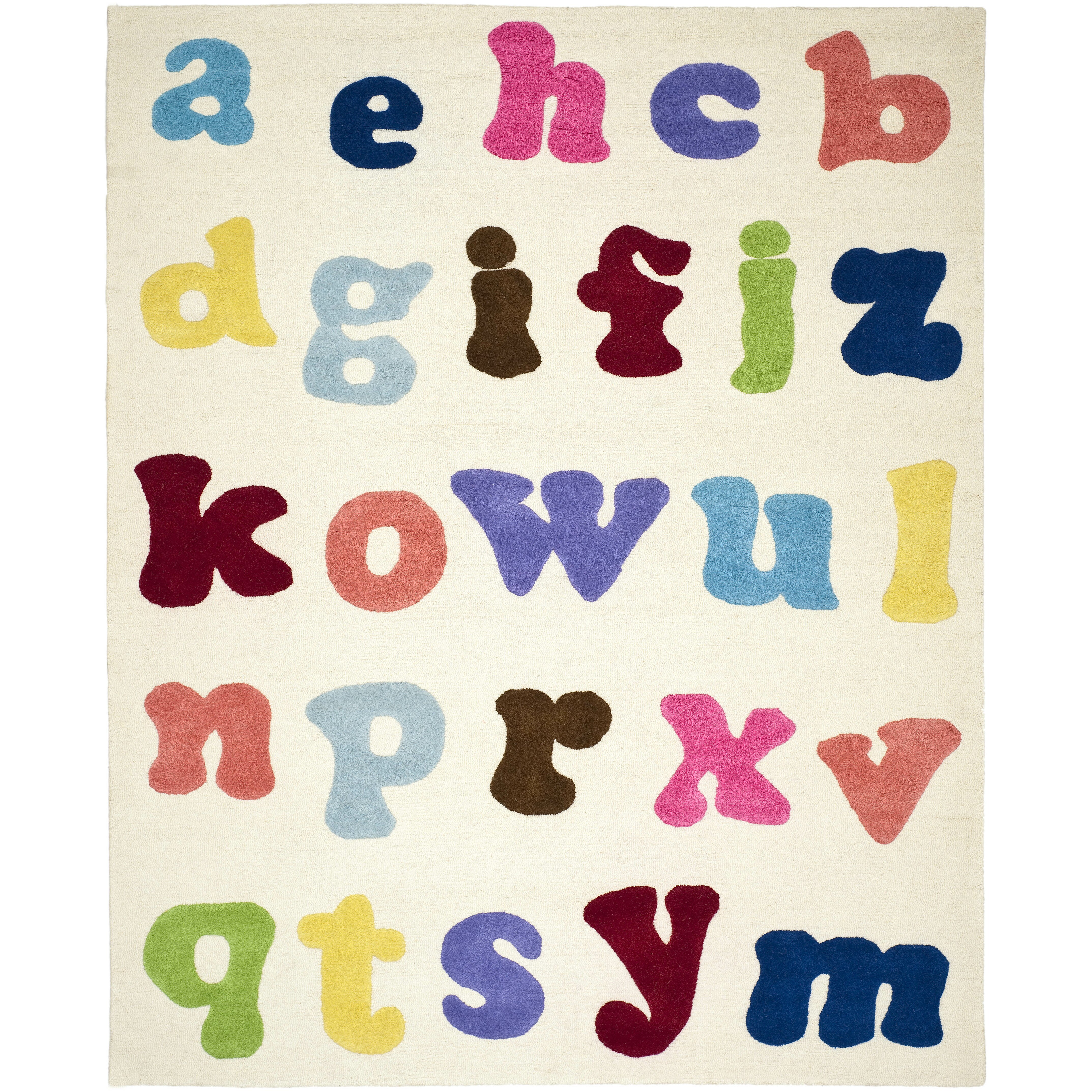 Alphabet Rug For Nursery Roselawnlutheran
