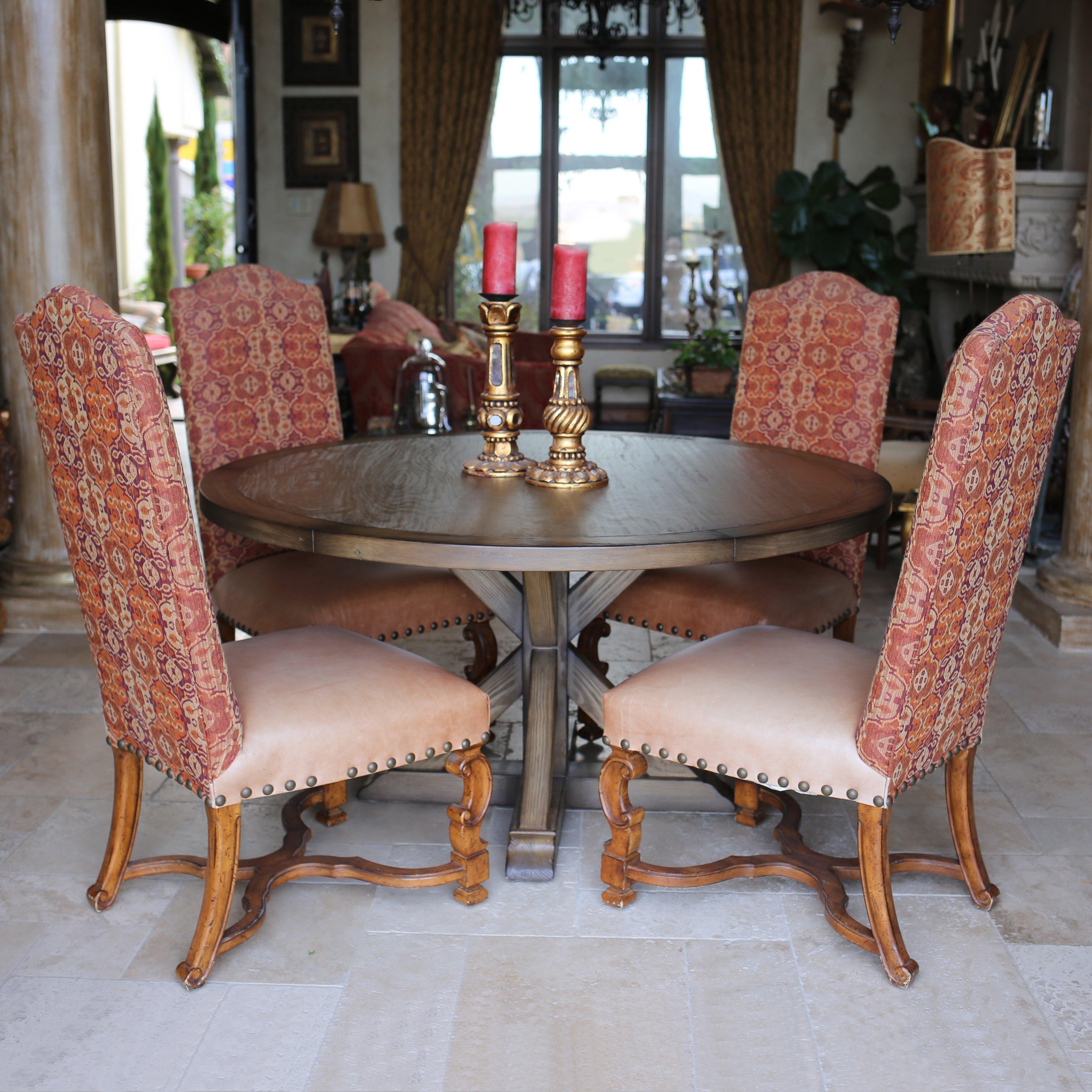 Kovethospitality Larue Reclaimed Wood Round Dining Table Reviews. Modus Portland Solid Wood Round Dining Table Medium Walnut Wood