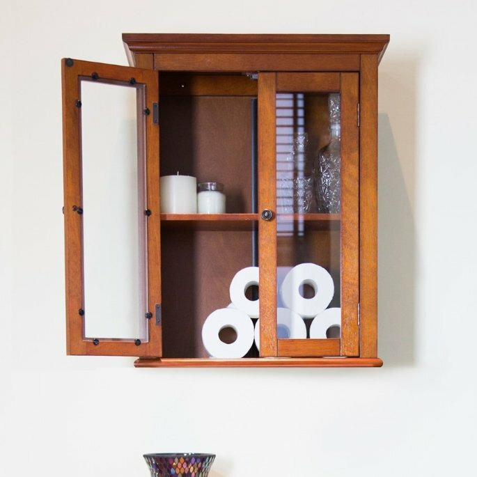 Rebrilliant Wall Cabinet Reviews