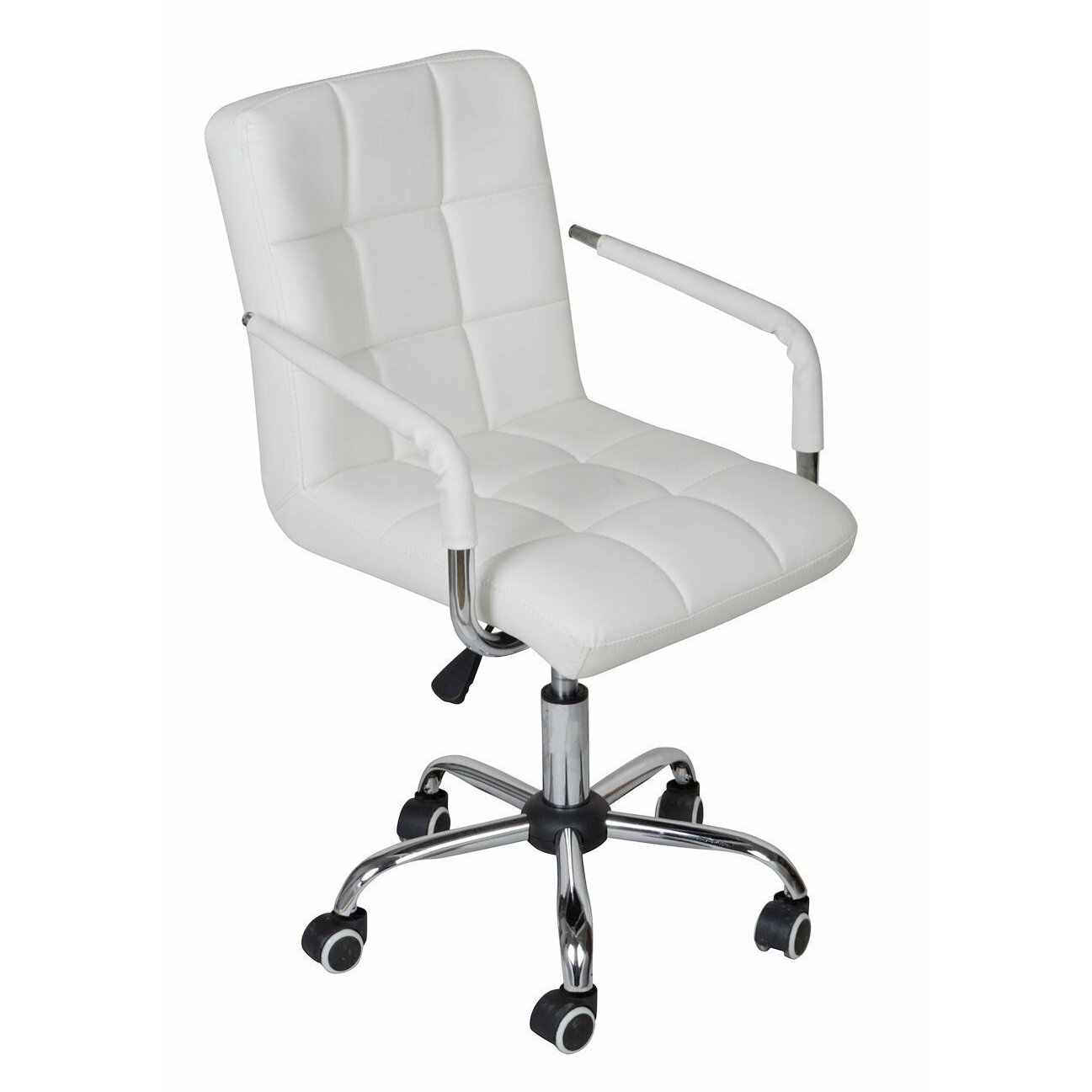 Calhome Adjustable Rolling fice Chair & Reviews