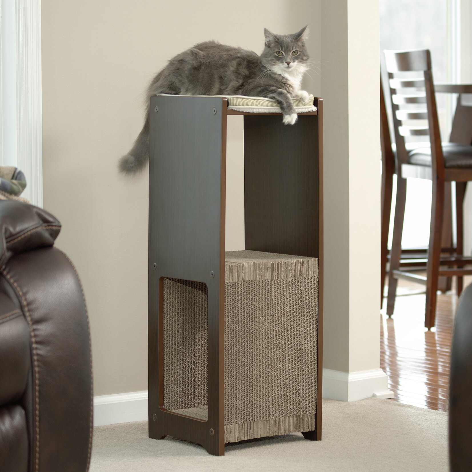 Sauder 34 Quot Cat Tree Amp Reviews Wayfair