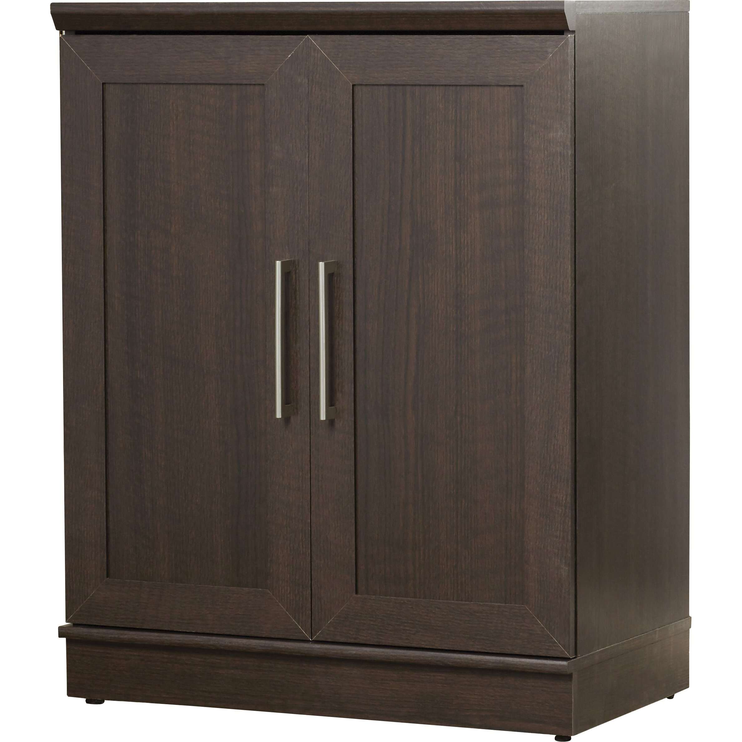Sauder HomePlus 2 Door Storage Cabinet & Reviews | Wayfair.ca