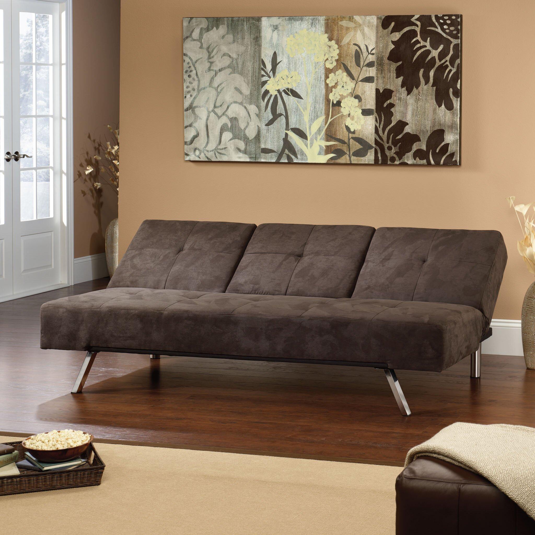 Sauder Bedroom Furniture Sauder Hunter Sleeper Sofa Reviews Wayfair