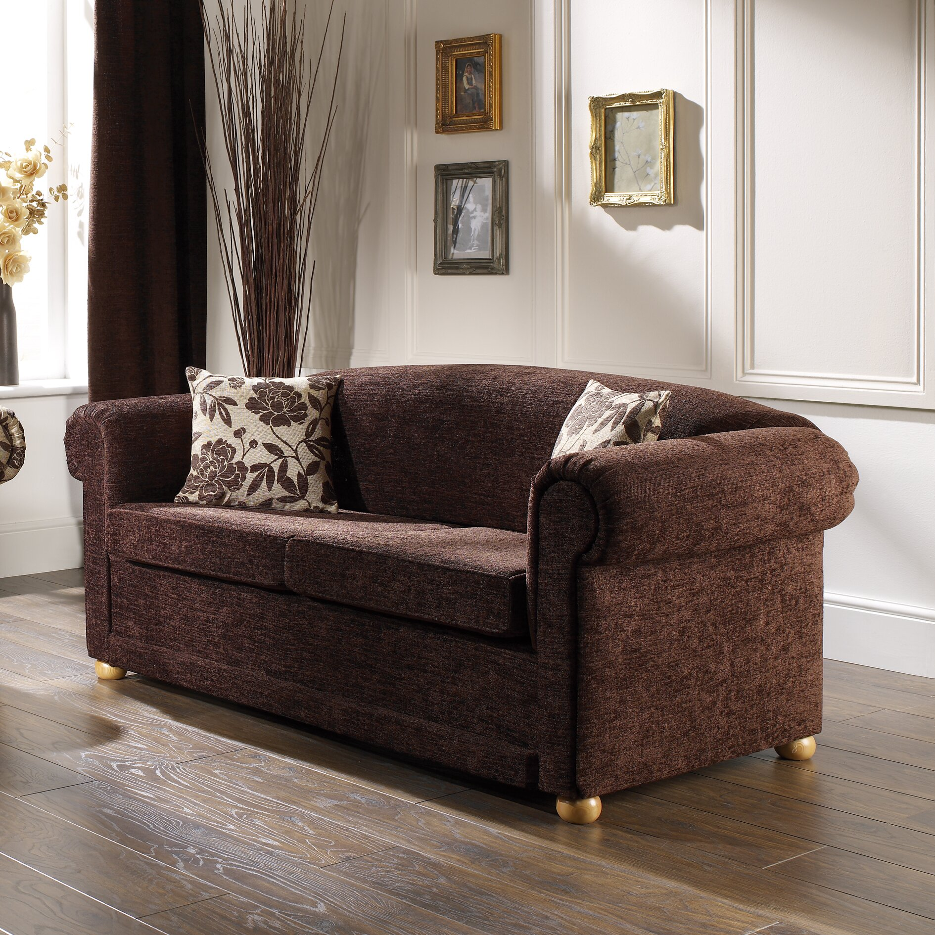 churchfield sofa bed 2 seater fold out sofa bed - Fold Out Sleeper Chair