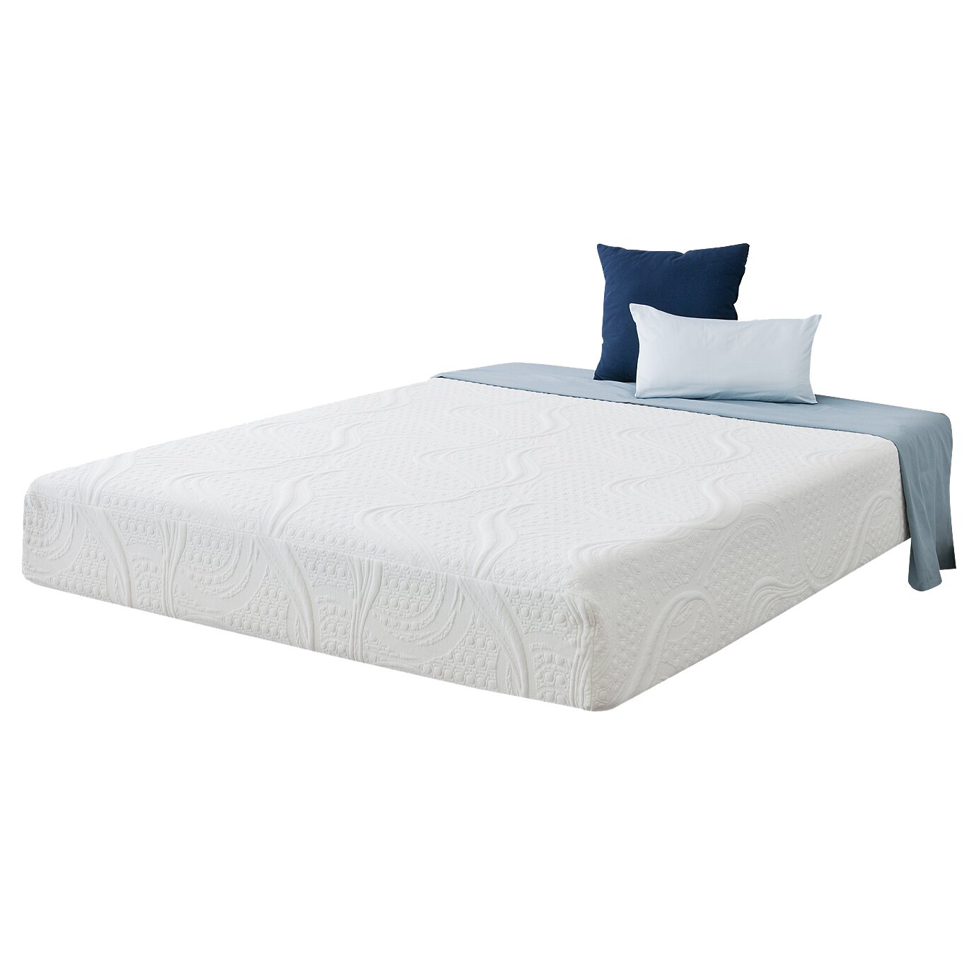 "Anew Edit 8"" Firm Memory Foam Mattress & Reviews"