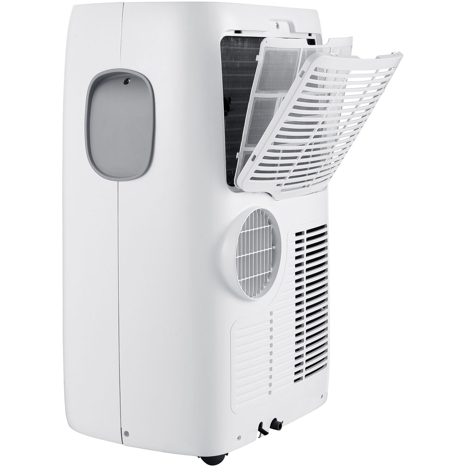 #60666B Emerson Quiet Kool 8 000 BTU Portable Air Conditioner With  Most Recent 13700 Quiet Portable Air Conditioner image with 1500x1500 px on helpvideos.info - Air Conditioners, Air Coolers and more
