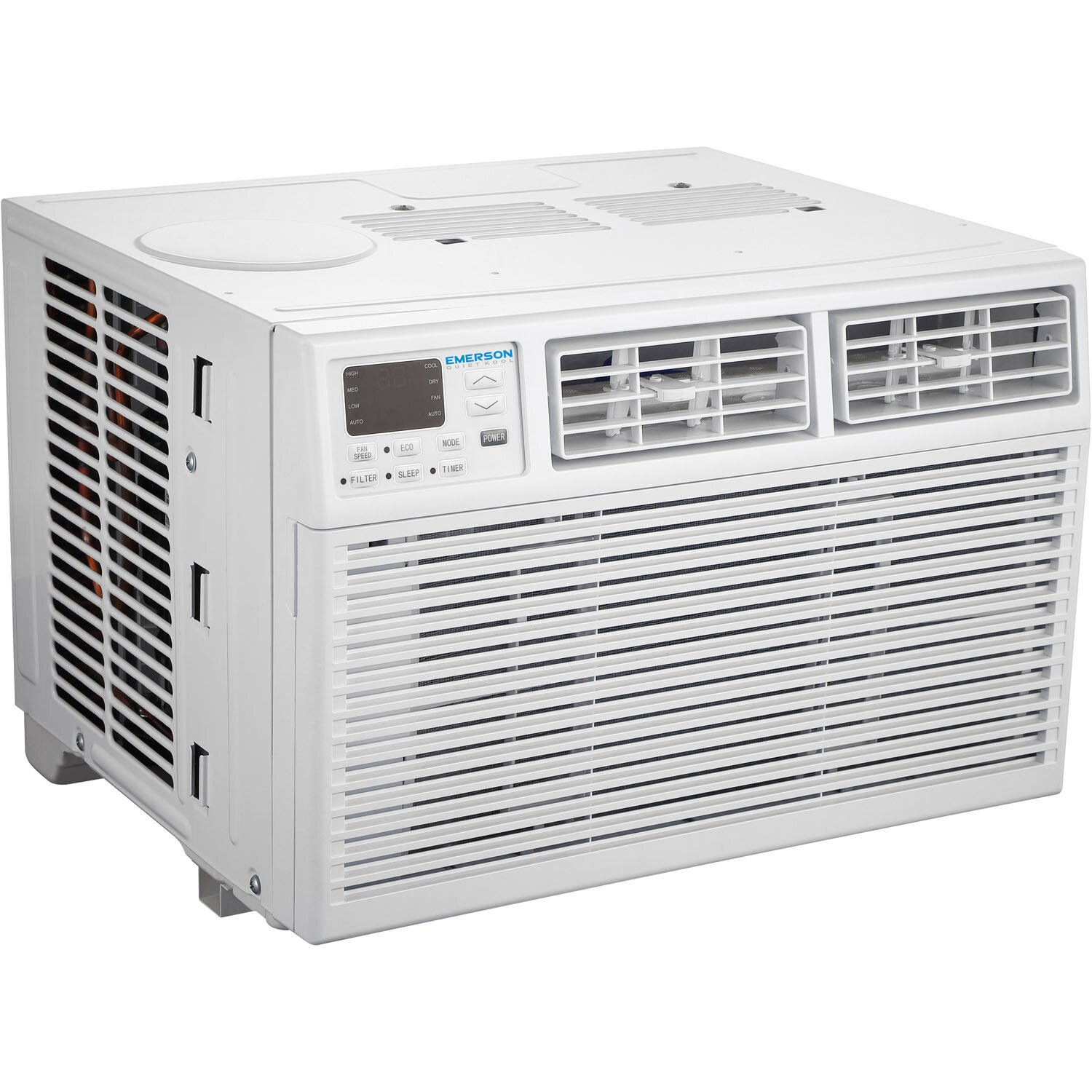 Emerson quiet kool emerson quiet kool 12 000 btu window for 12000 btu window air conditioner room size