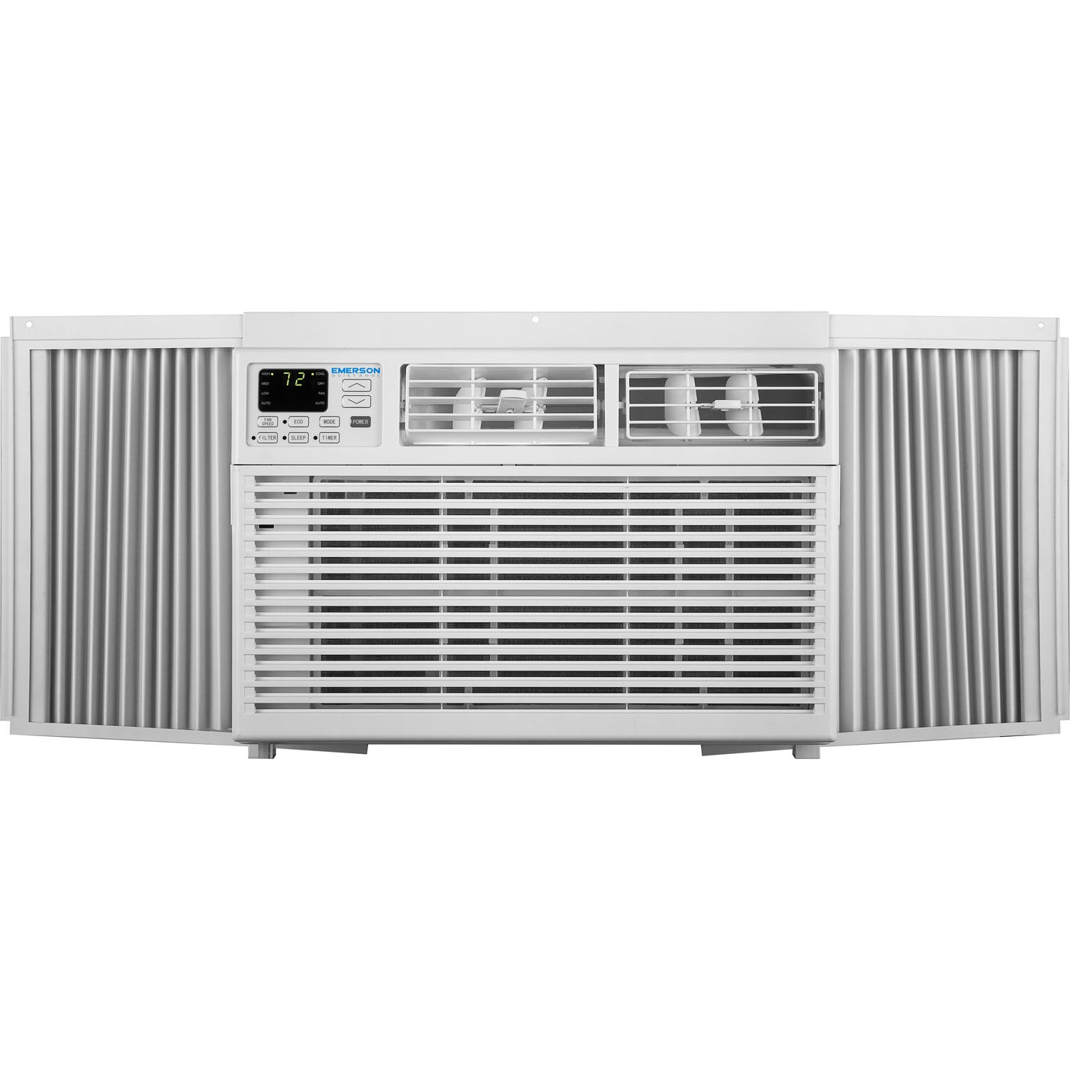 Emerson Quiet Kool Emerson Quiet Kool 6 000 Btu Window Air Conditioner With Remote Control