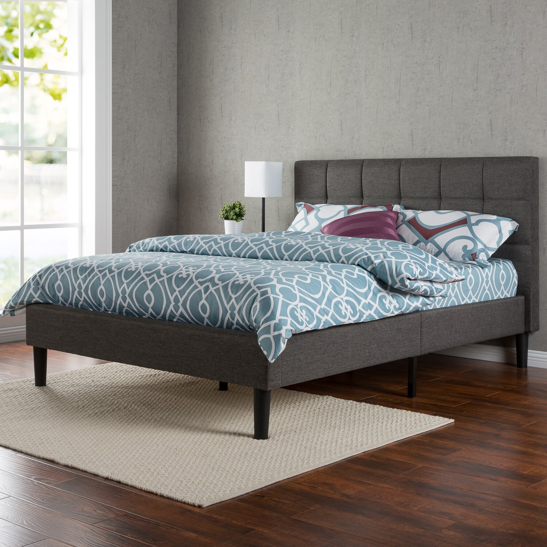 Canada s Best Mattress Upholstered Platform Bed