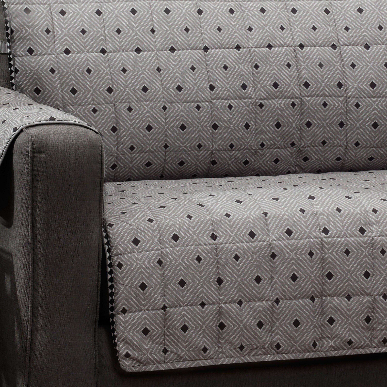 Ron Chereskin Ron Chereskin Microfiber Sofa Slipcover & Reviews