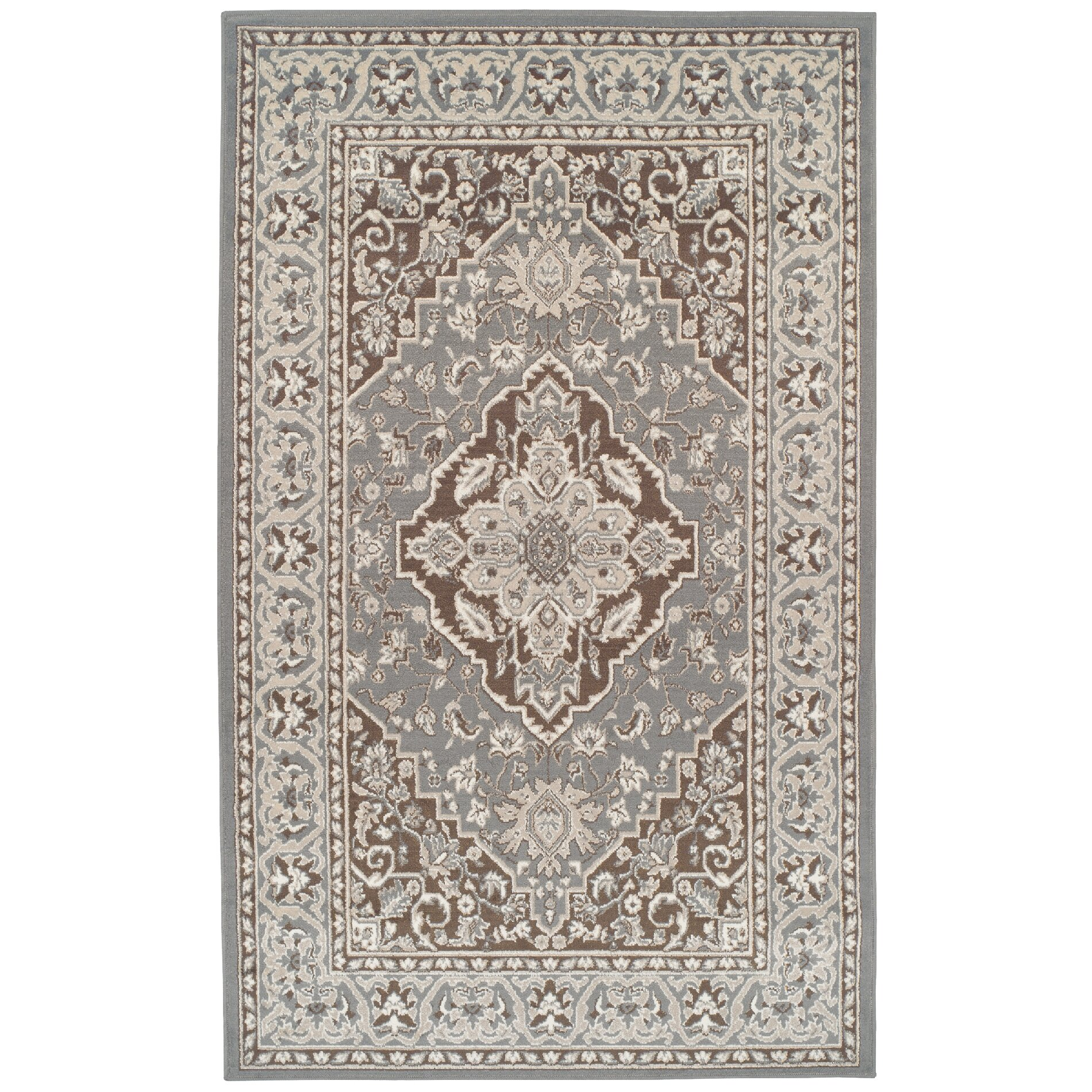 Grey And Brown Area Rugs Home Decor