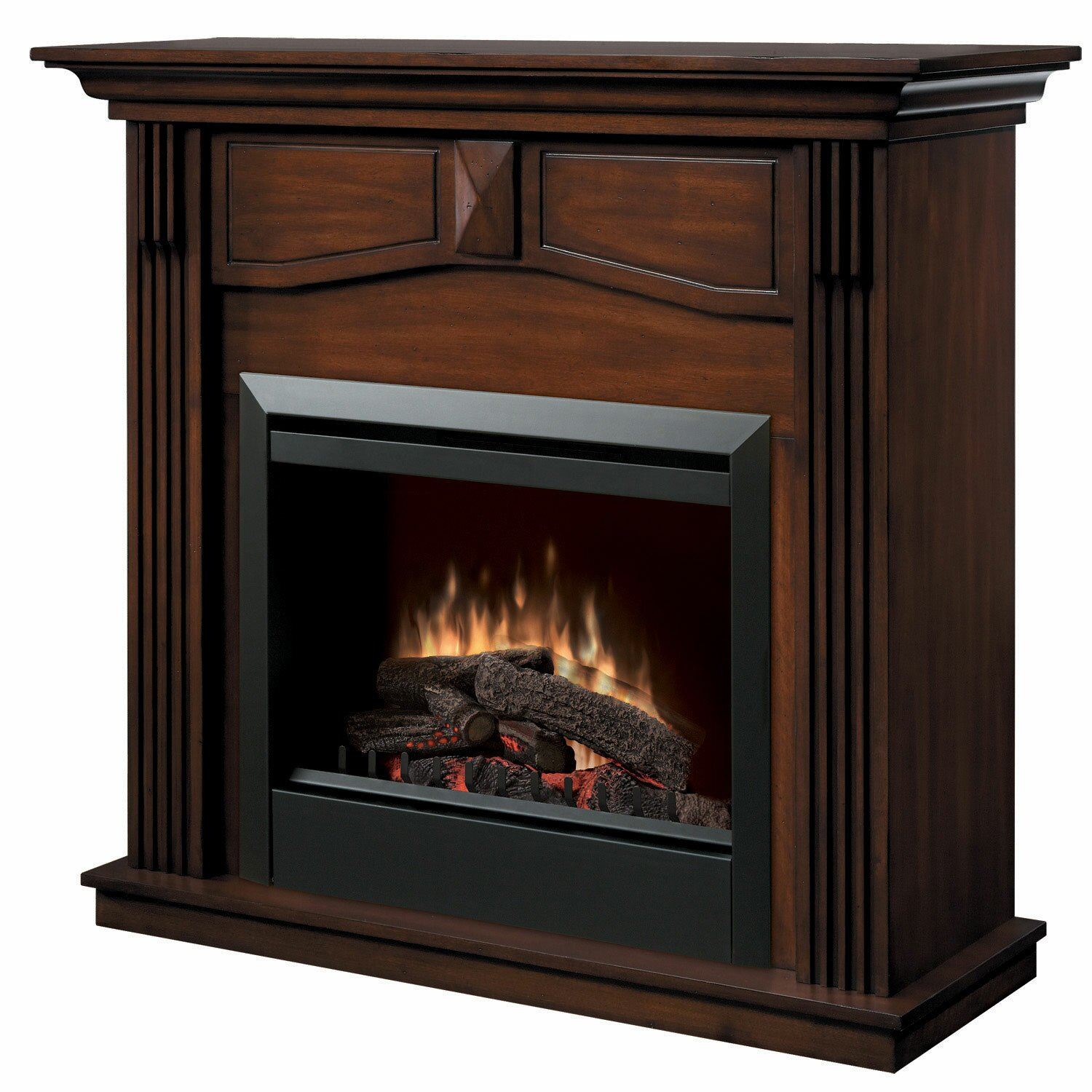 Dimplex Electraflame Holbrook Electric Fireplace - Dimplex Electraflame Holbrook Electric Fireplace & Reviews Wayfair