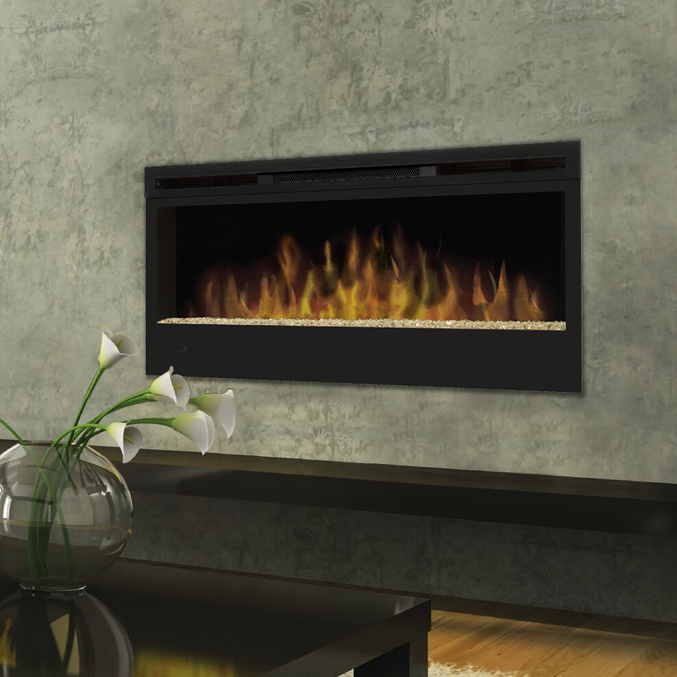 Dimplex Synergy Wall Mounted Electric Fireplace - Dimplex Synergy Wall Mounted Electric Fireplace & Reviews Wayfair