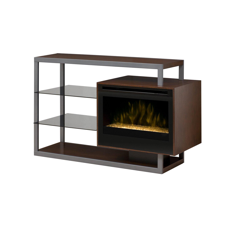 Dimplex Hadley Media Console Electric Fireplace - Dimplex Hadley Media Console Electric Fireplace & Reviews Wayfair