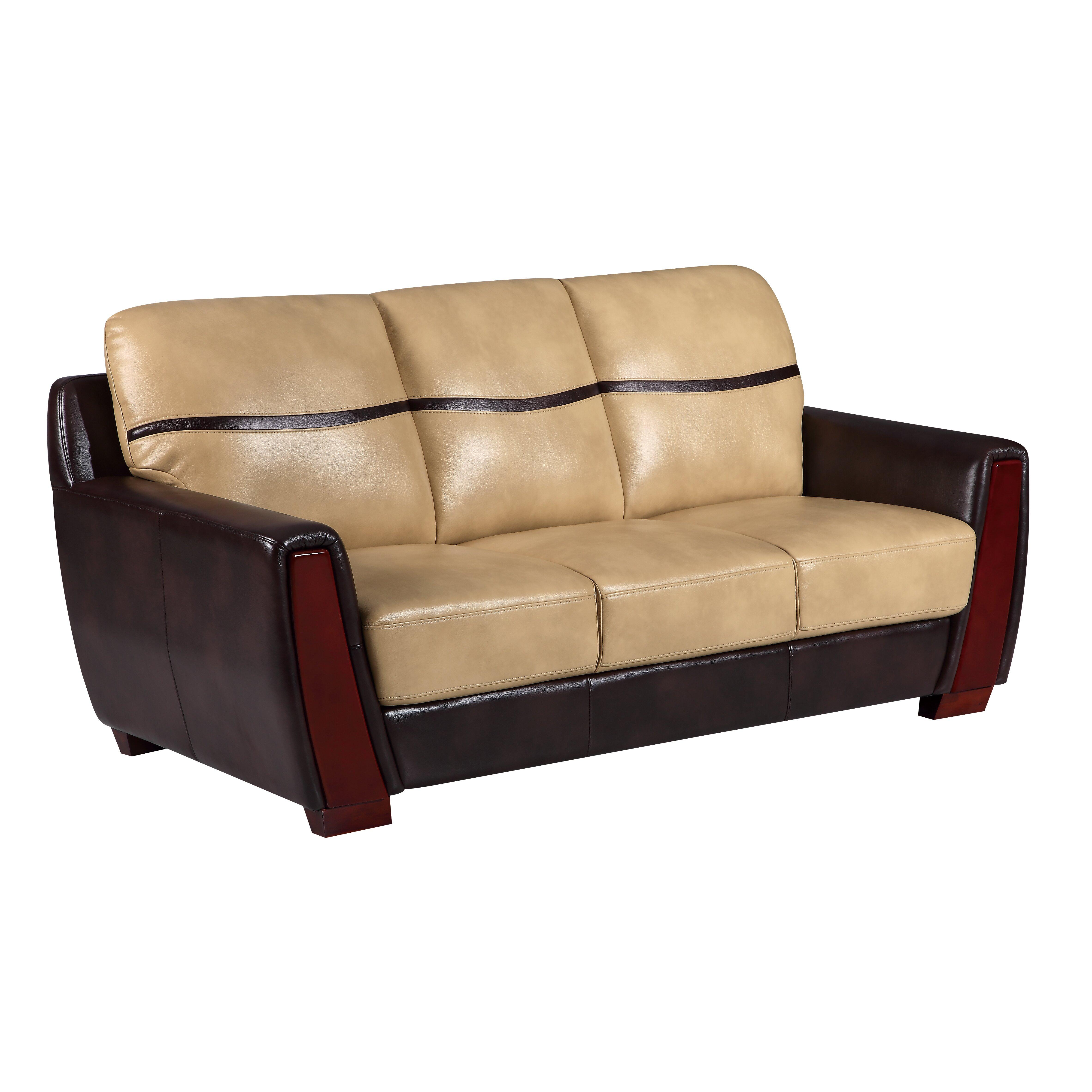 Global furniture usa pluto sofa wayfair for Buy sofa online usa
