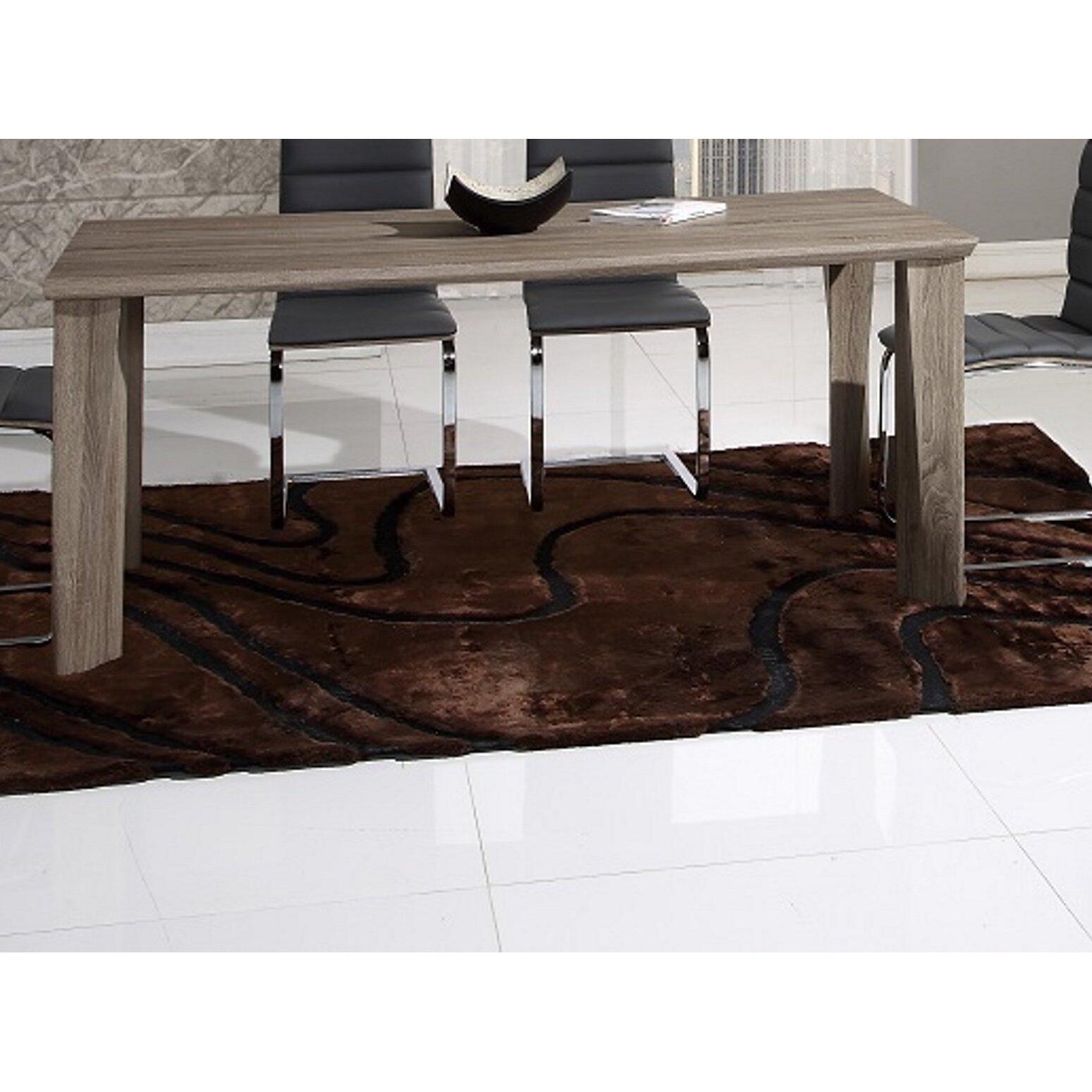 Global Furniture USA Extendable Dining Table Wayfair - Dining room furniture usa