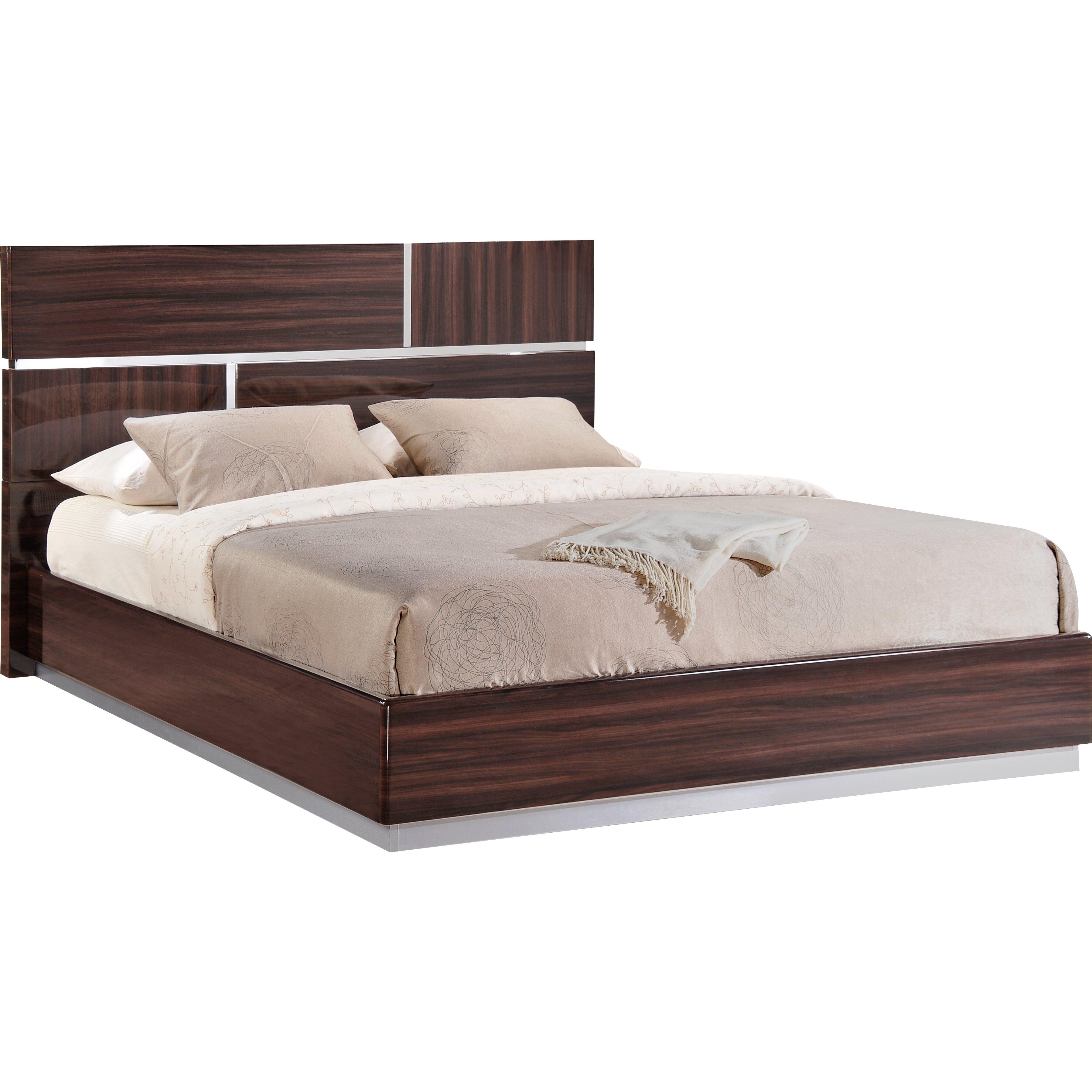 Global Bedroom Furniture Global Furniture Usa Tribeca Platform Bed Wayfair