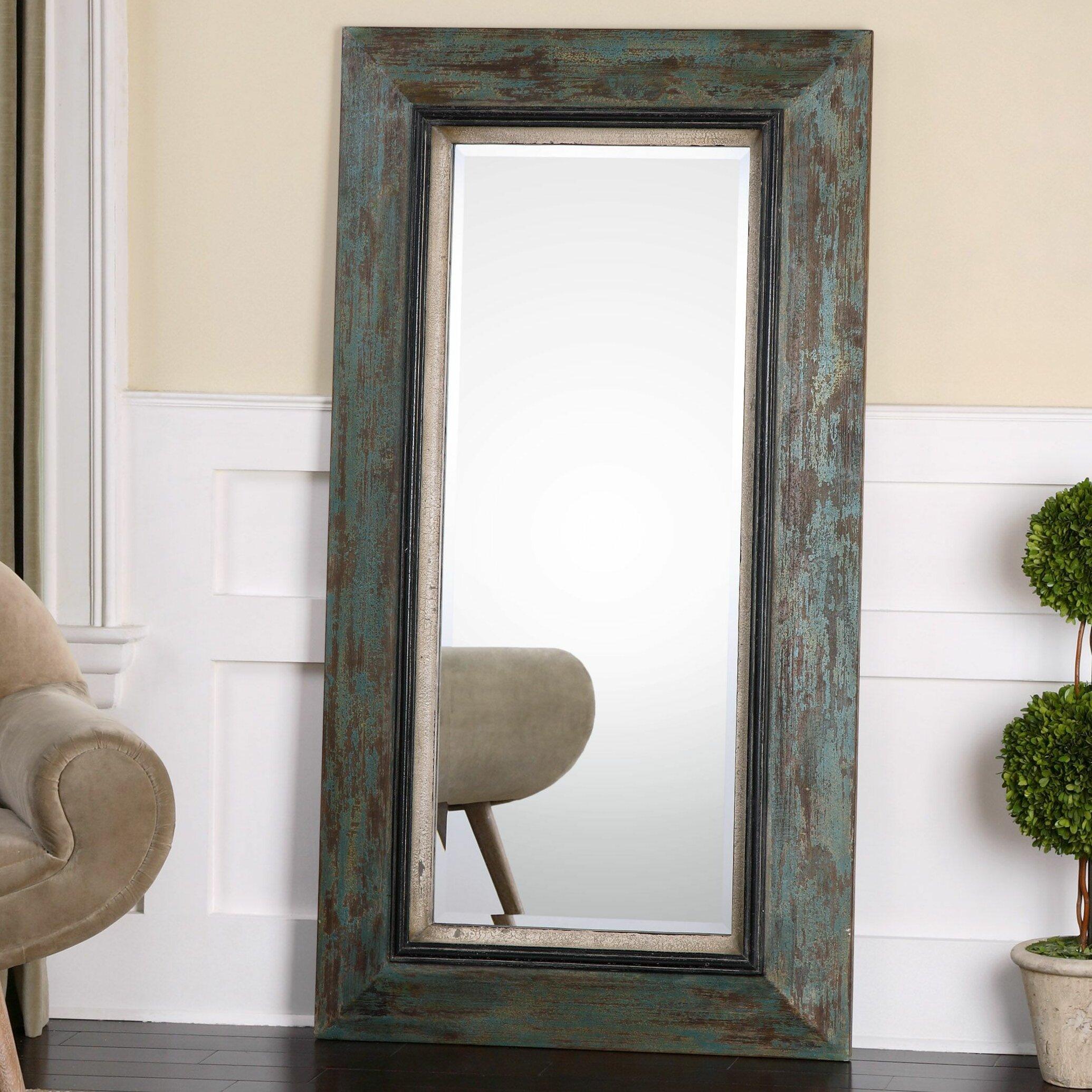 Bronwen Full Lenght Wall Mirror. Floor Mirrors You ll Love   Wayfair
