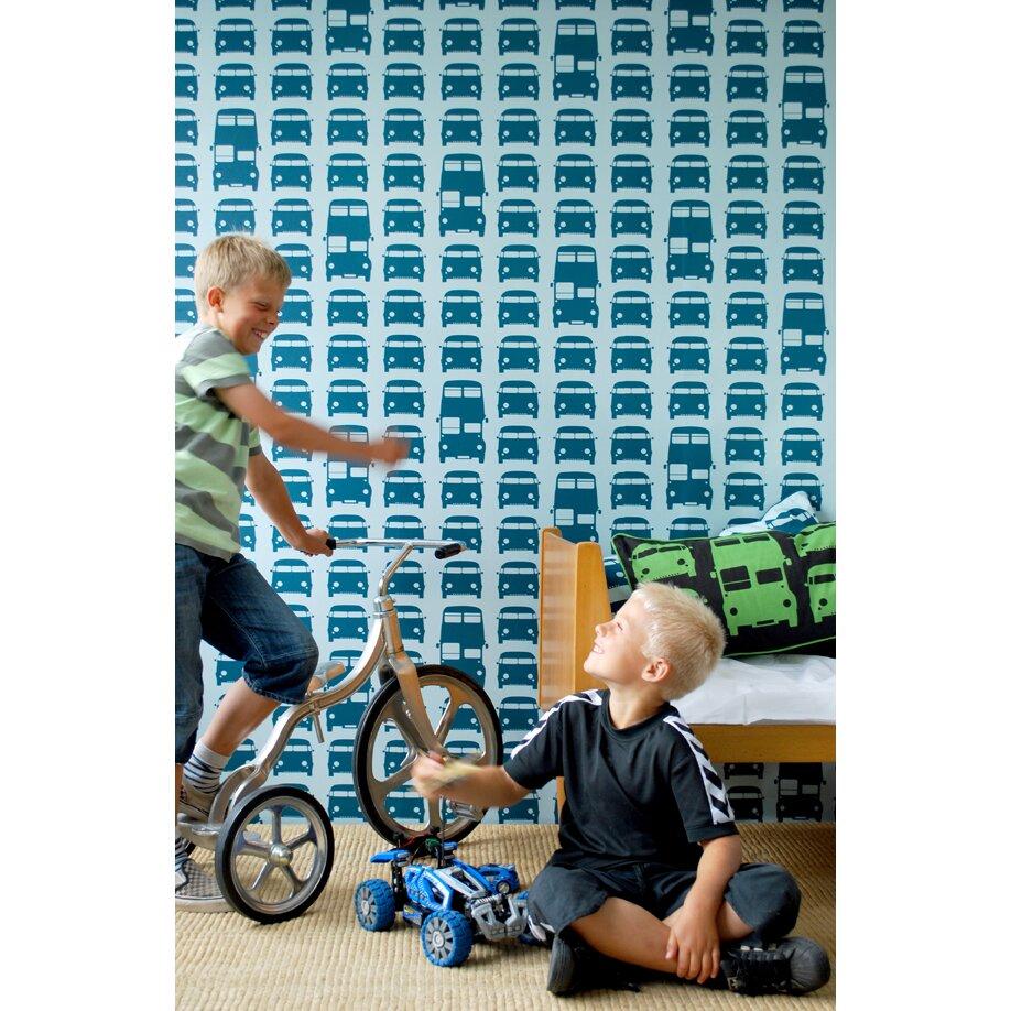 Rush Hour Kids Wallpaper Allmodern