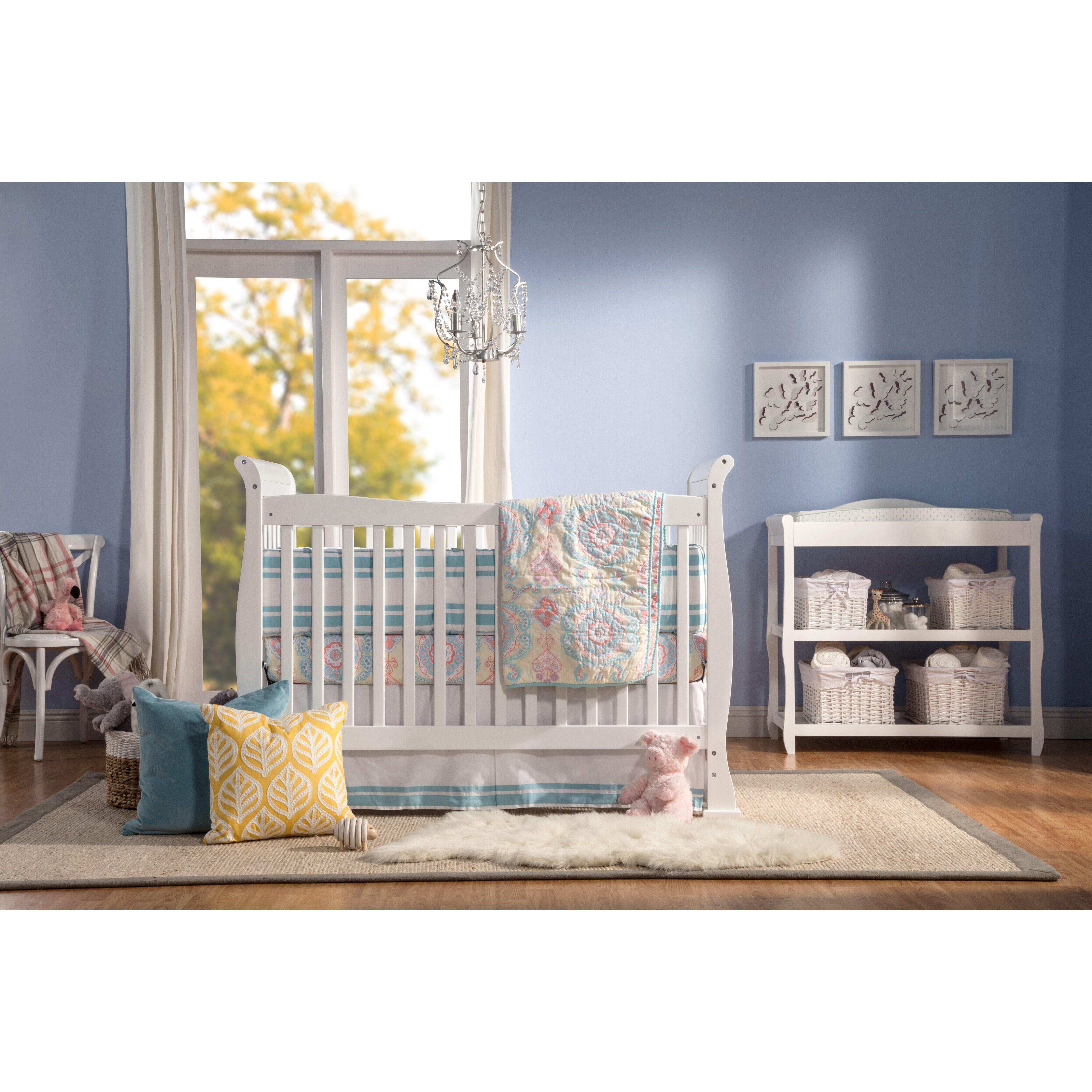 Ellery round crib for sale - Davinci Reagan 3 In 1 Convertible Crib