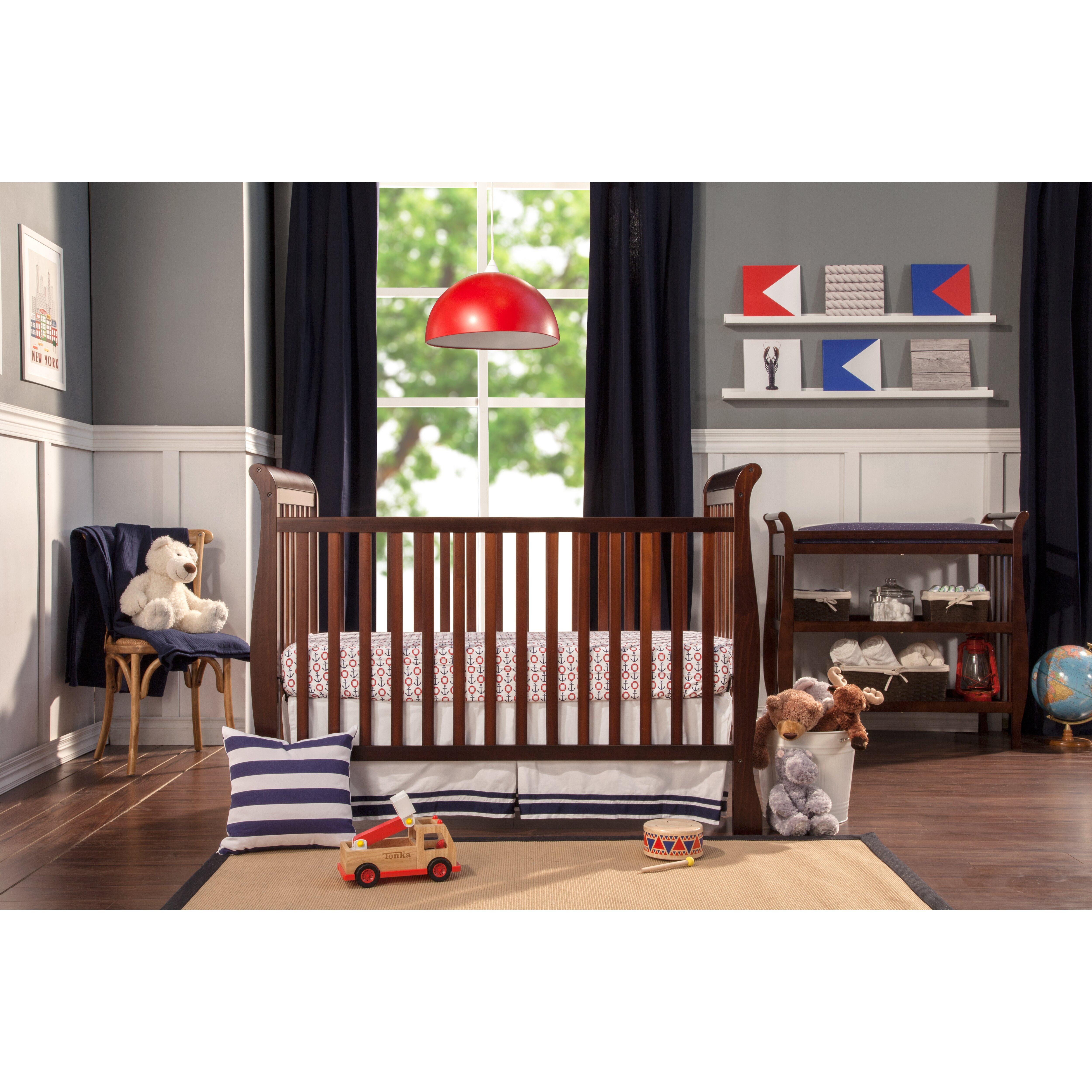 Ellery round crib for sale - Davinci Jamie Convertible Crib