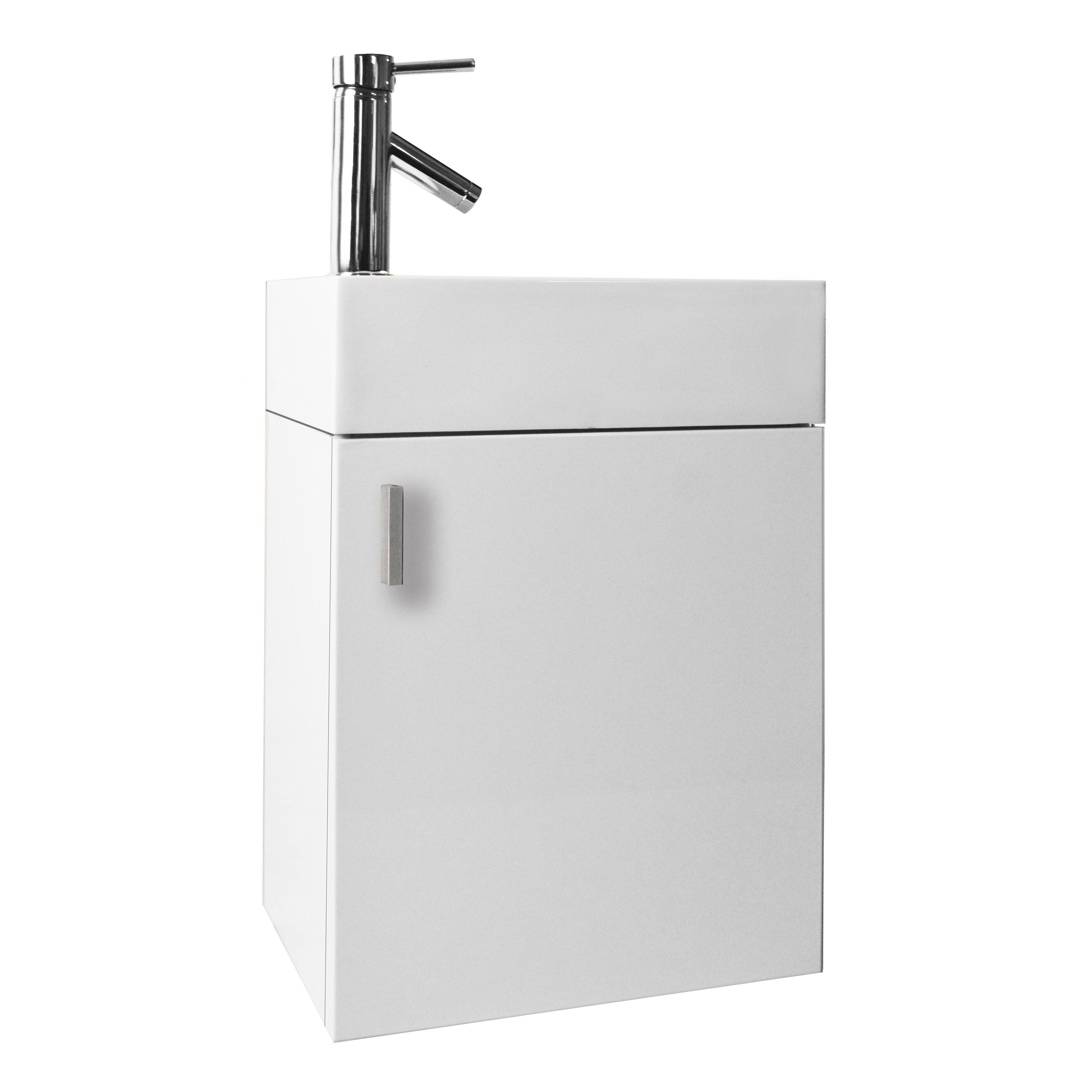 Bathroom Vanity Base Virtu Carino 159 Single Bathroom Vanity Base Reviews Wayfair