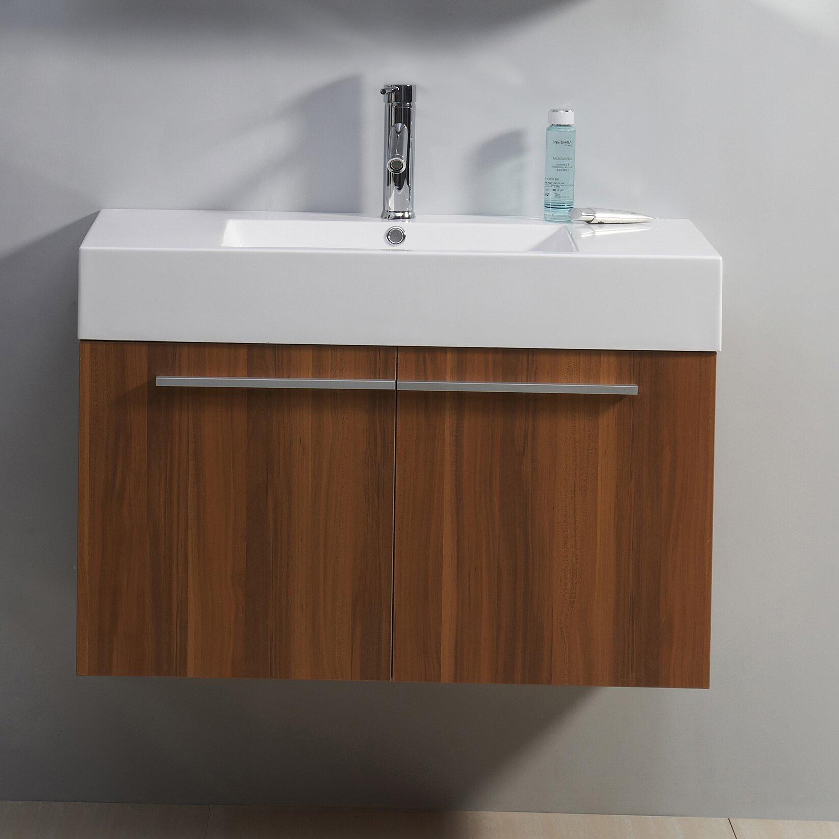 "Brayden Studio Frausto 36"" Single Bathroom Vanity Set"