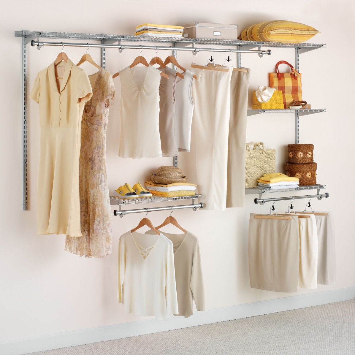 Rubbermaid Closet Design In Endearing Home Decorating Ideas 60 With Additional