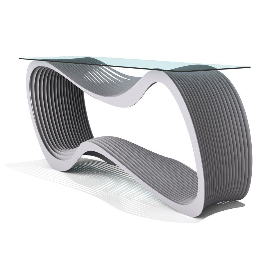 Arktura Loop Console Table | Wayfair - Arktura Loop Console Table