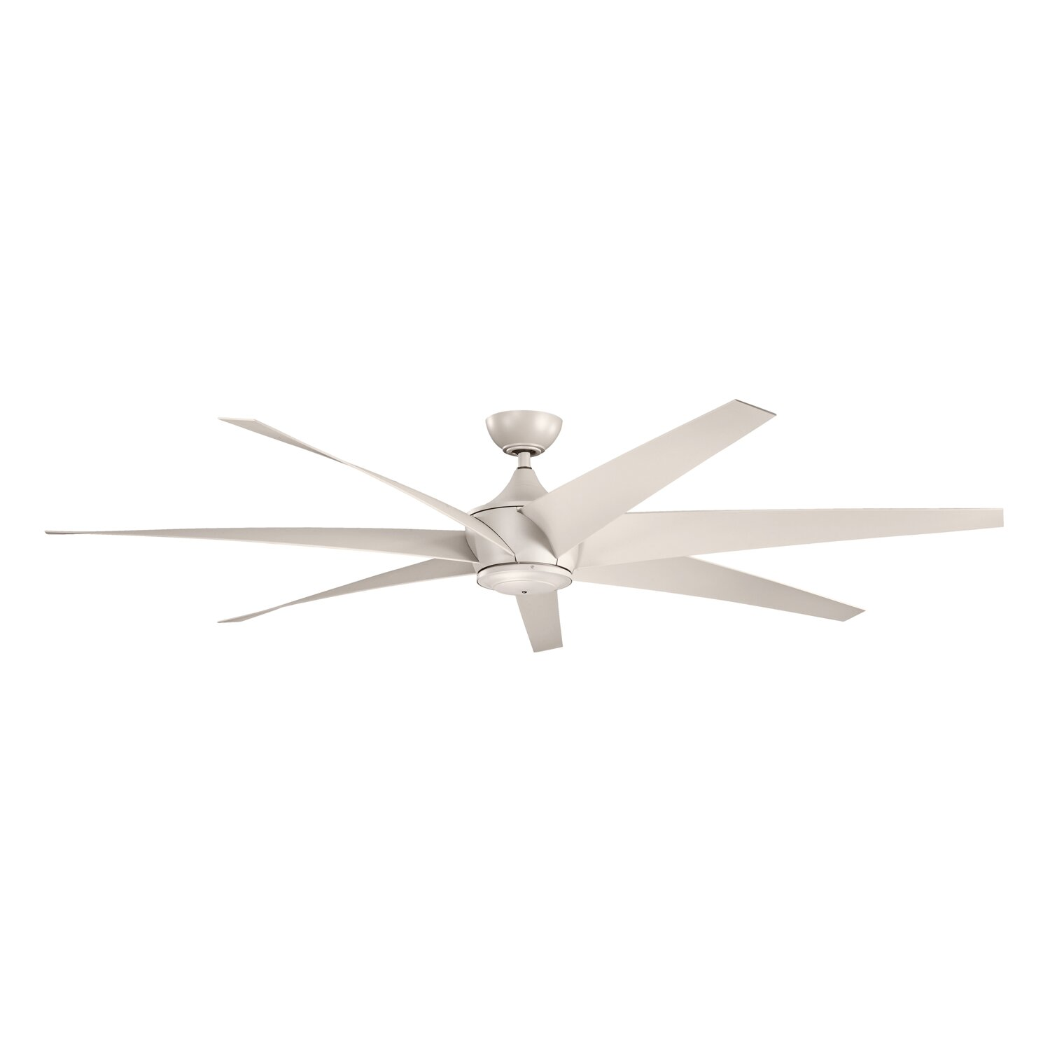 "7 Blade Ceiling Fan: Kichler 80"" Lehr 7 Blade Ceiling Fan,Lighting"