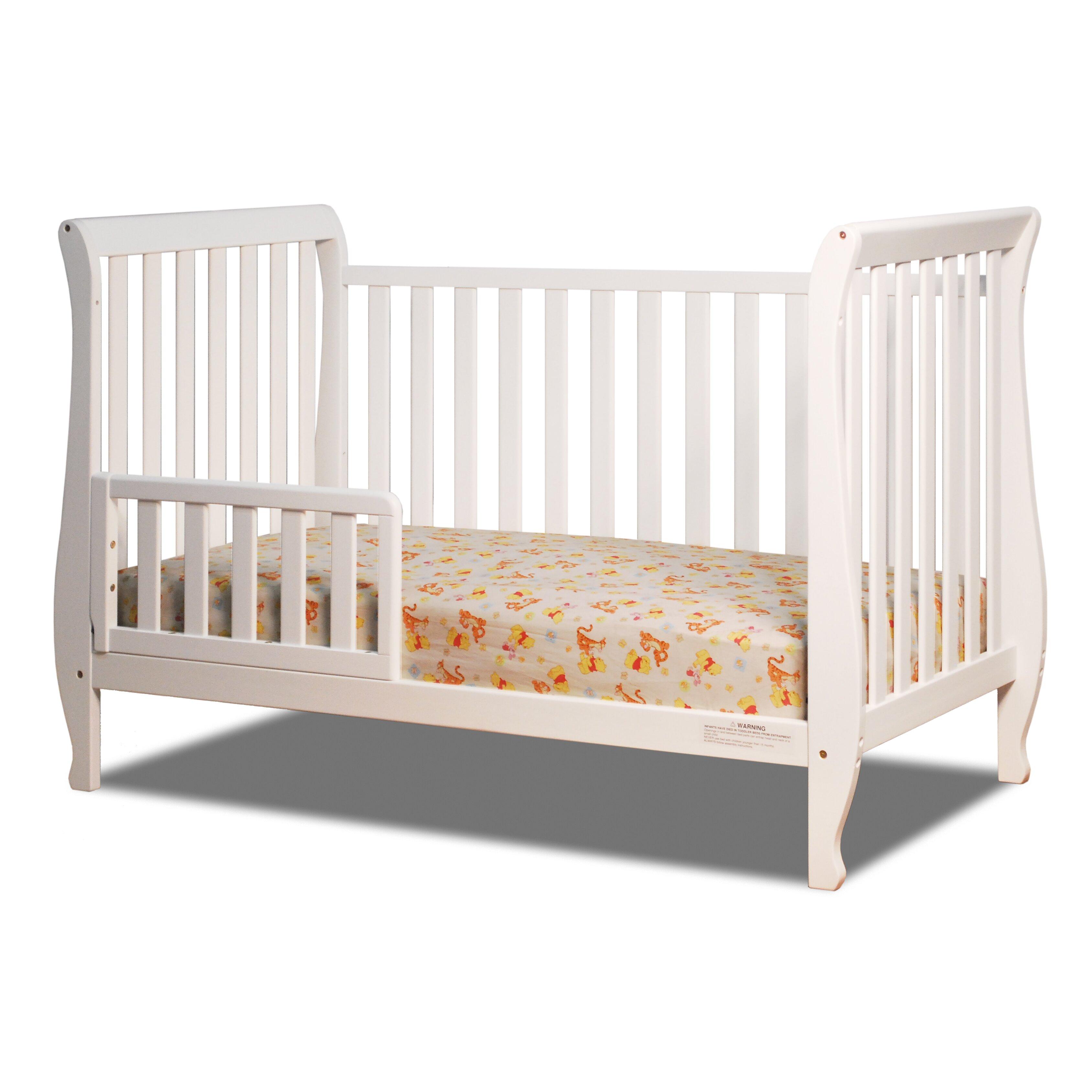 Baby bed furniture - Afg Baby Furniture Naomi 4 In 1 Convertible Crib