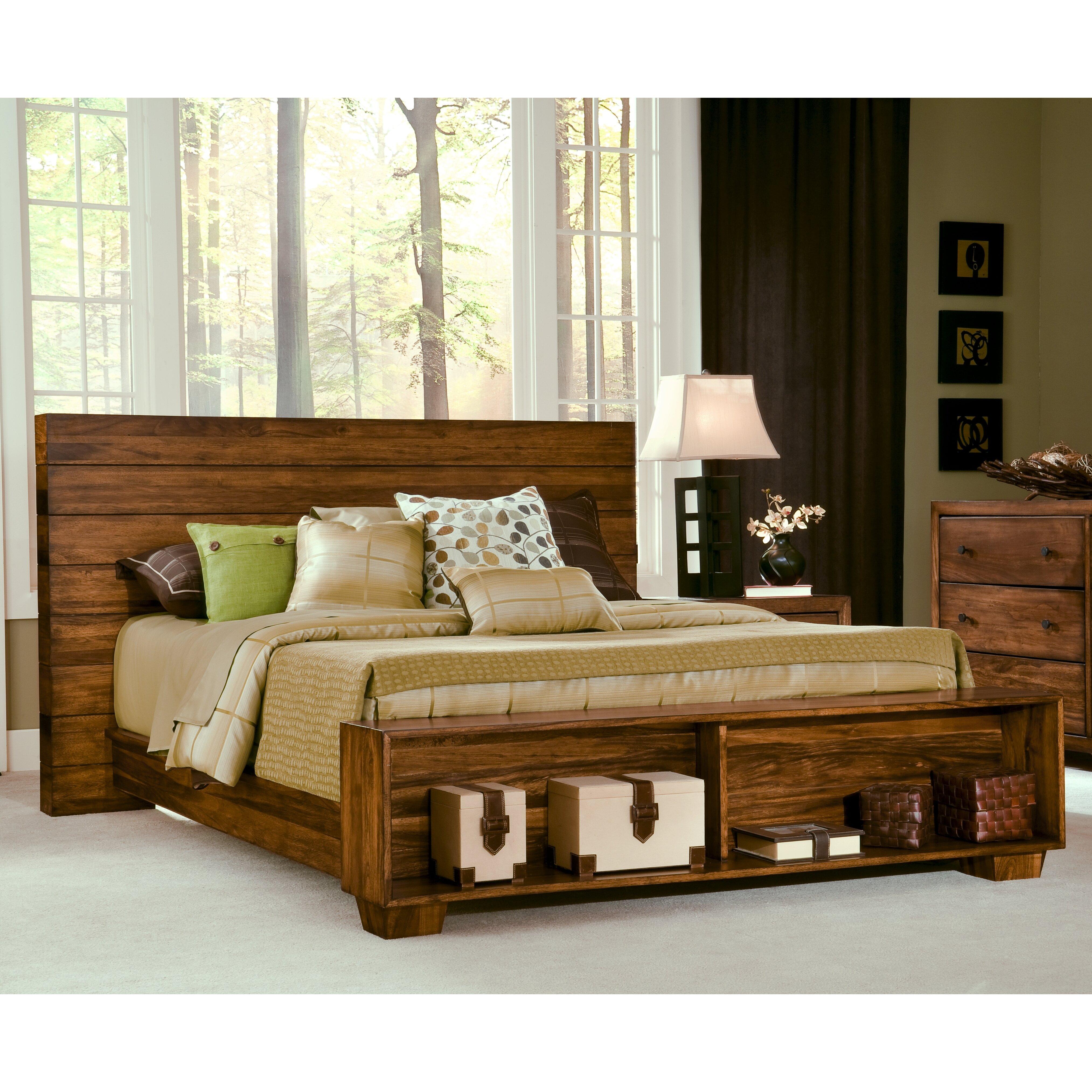 angelo HOME Chelsea Panel Platform Customizable Bedroom Set. angelo HOME Chelsea Panel Platform Customizable Bedroom Set