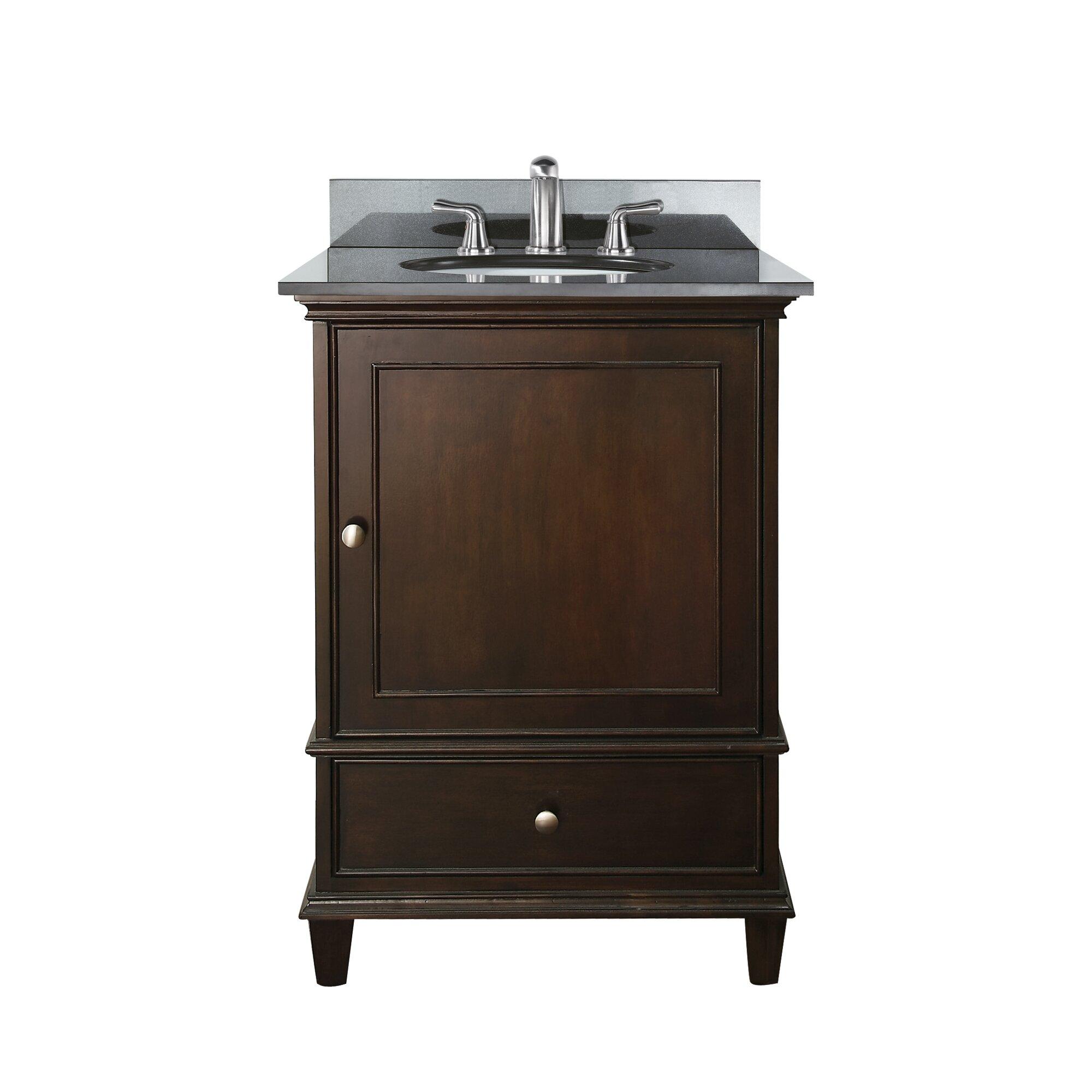 """Avanity Windsor 25"""" Bathroom Vanity Set & Reviews"""