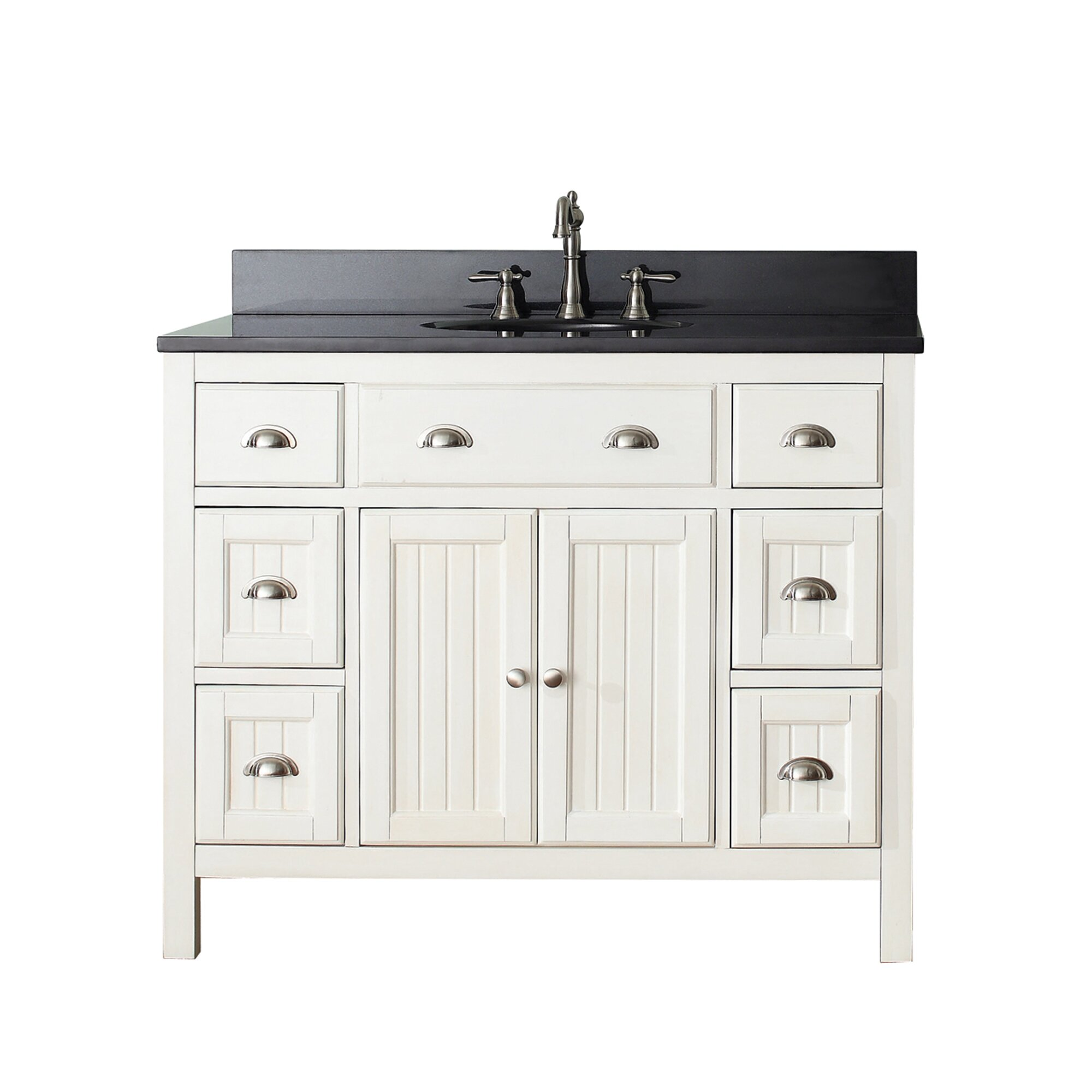 Wonderful 43 Bathroom Vanity #8: Avanity Hamilton 43u0026amp;quot; Single Bathroom Vanity Set