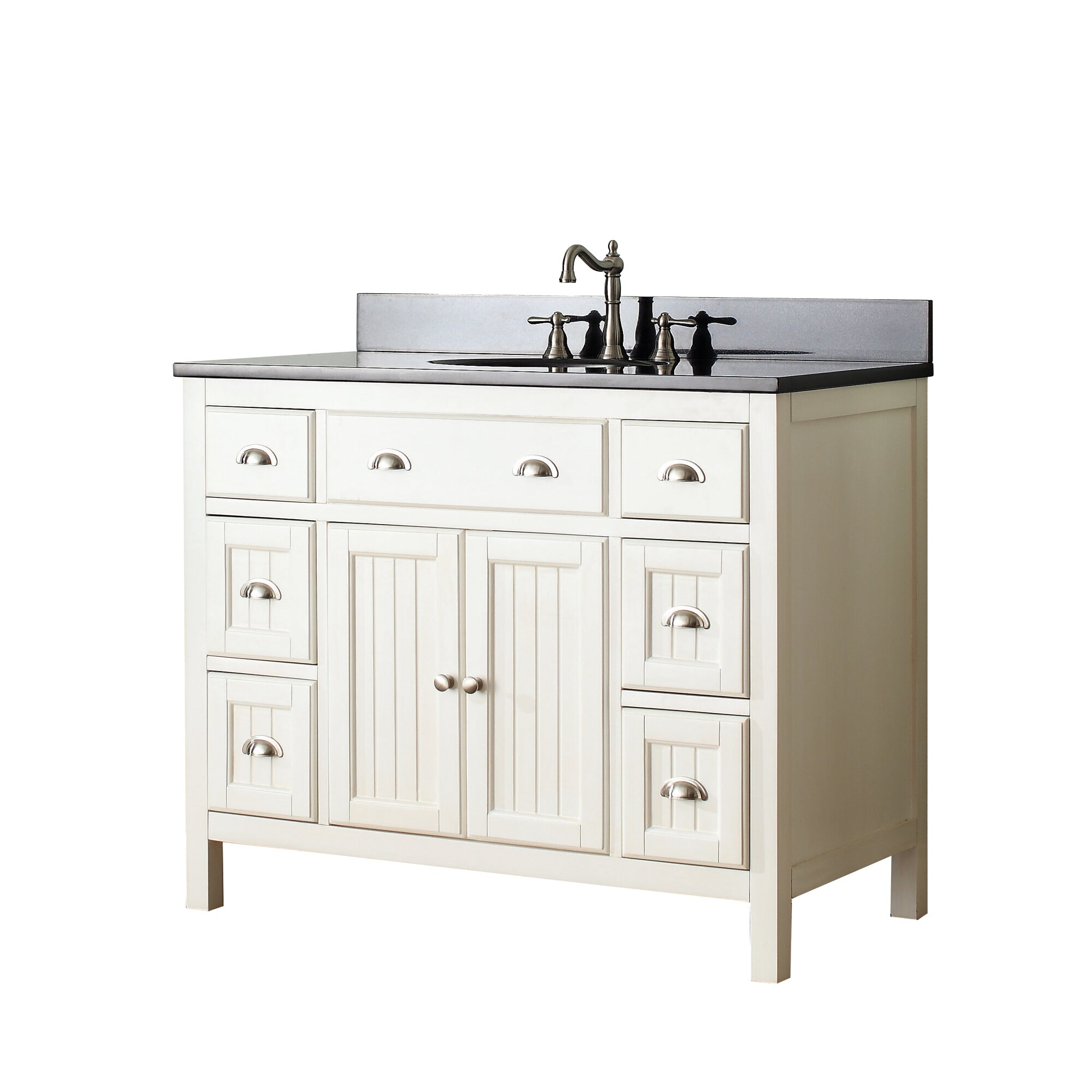Attractive 43 Bathroom Vanity #11: Avanity Hamilton 43u0026amp;quot; Single Bathroom Vanity Set