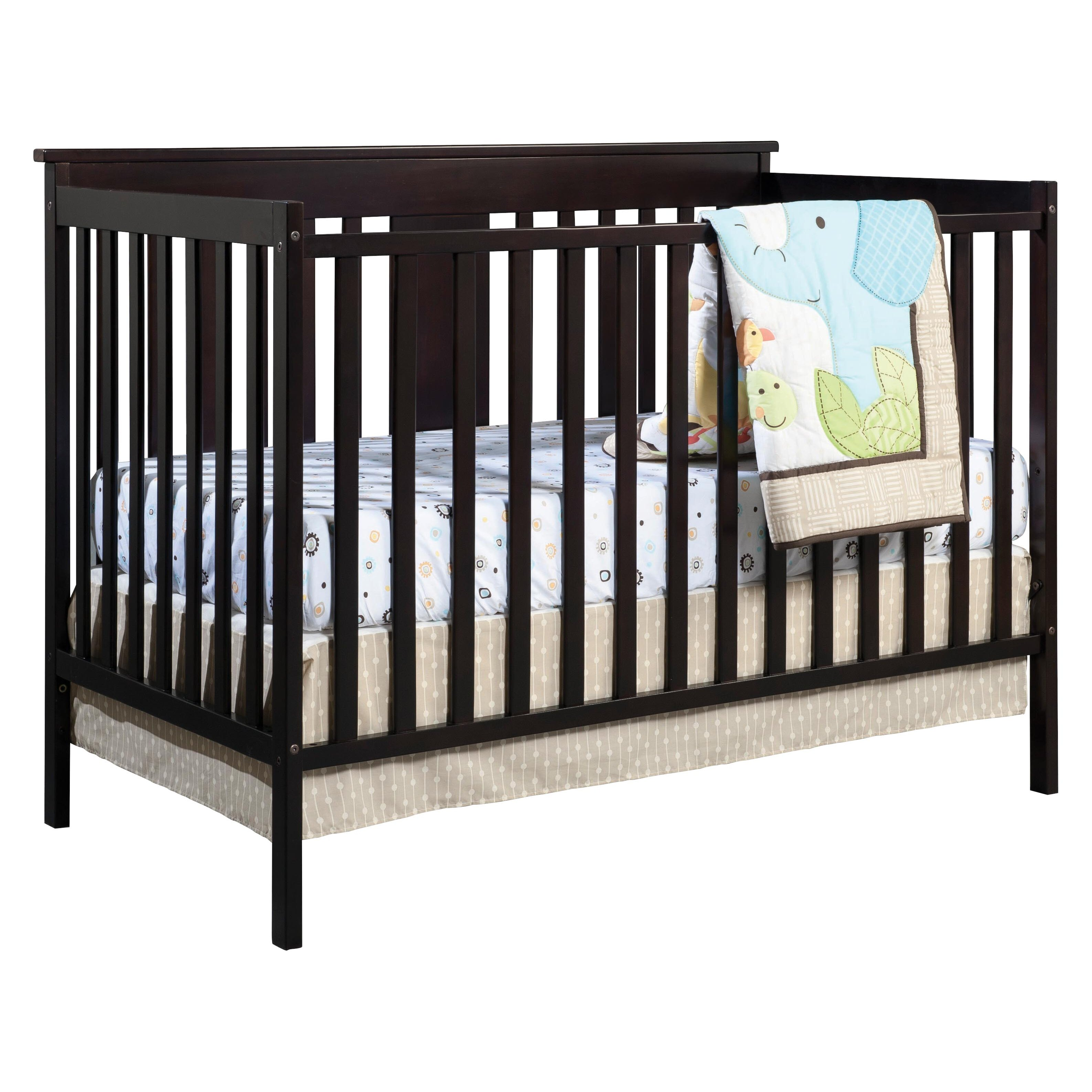 Storkcraft Nursery Furniture Storkcraft Mission Ridge Stages 3-in-1 Convertible Crib & Reviews ...