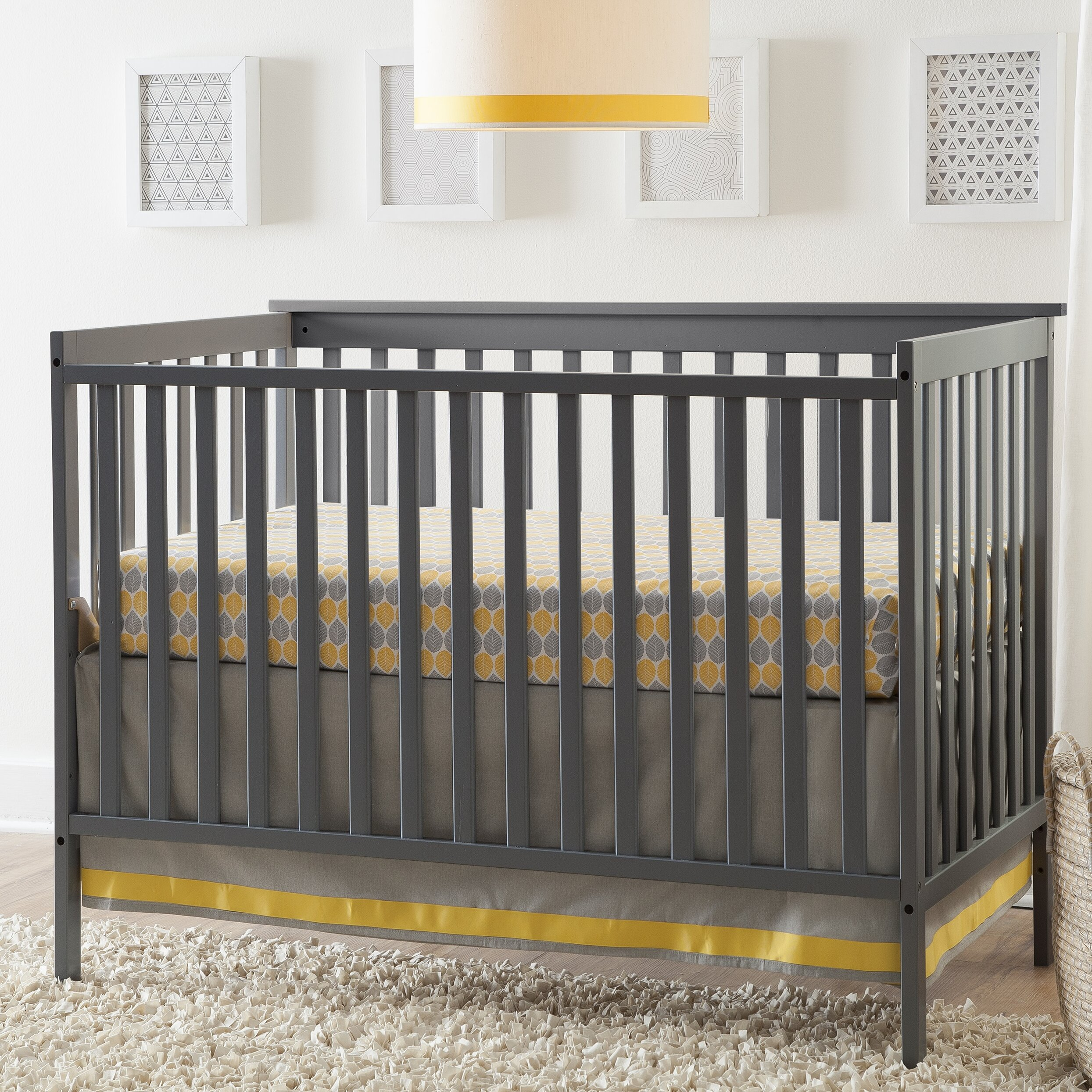 Used crib for sale ottawa - Storkcraft Sheffield 2 In 1 Convertible Crib