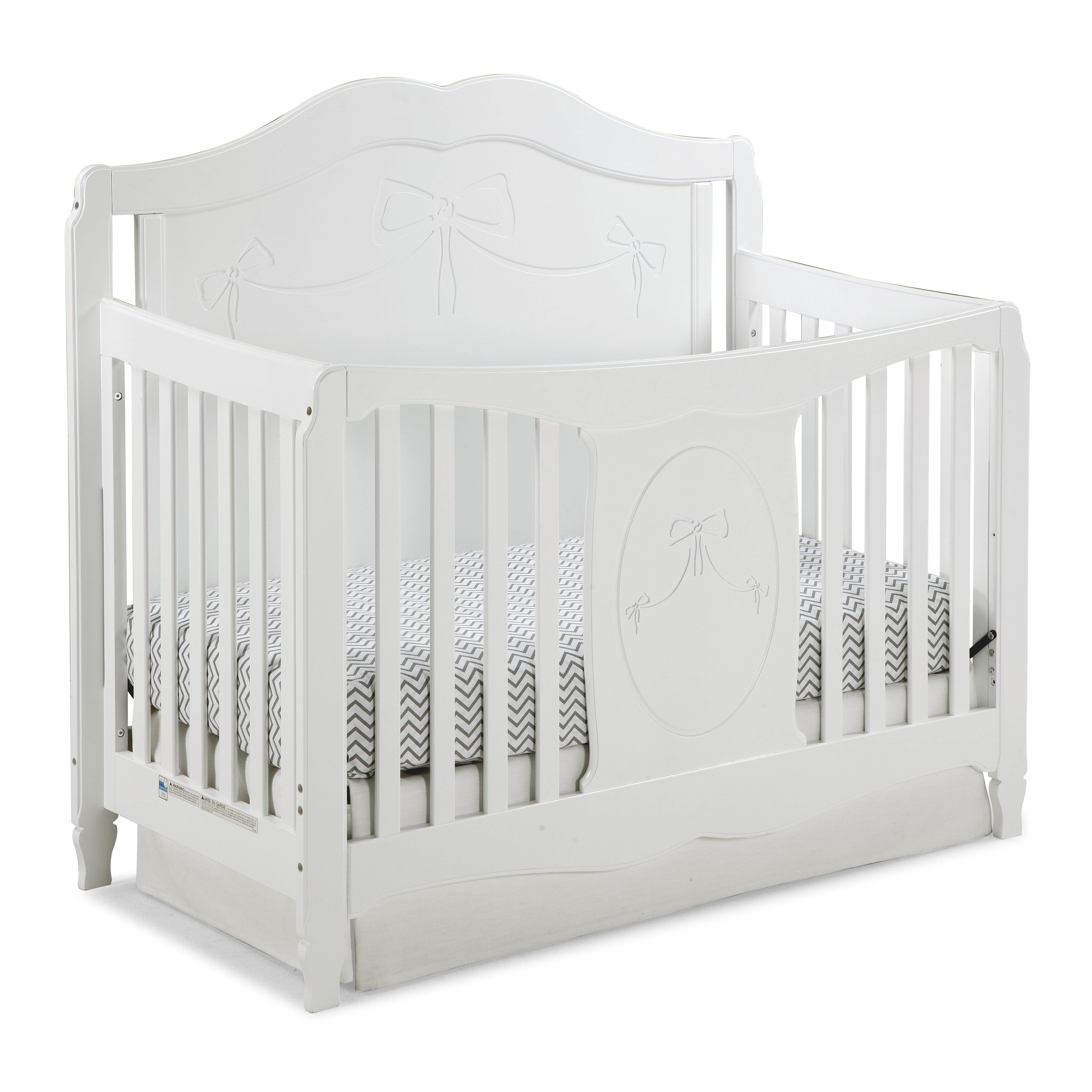 Emma iron crib for sale - Storkcraft Princess Convertible Crib
