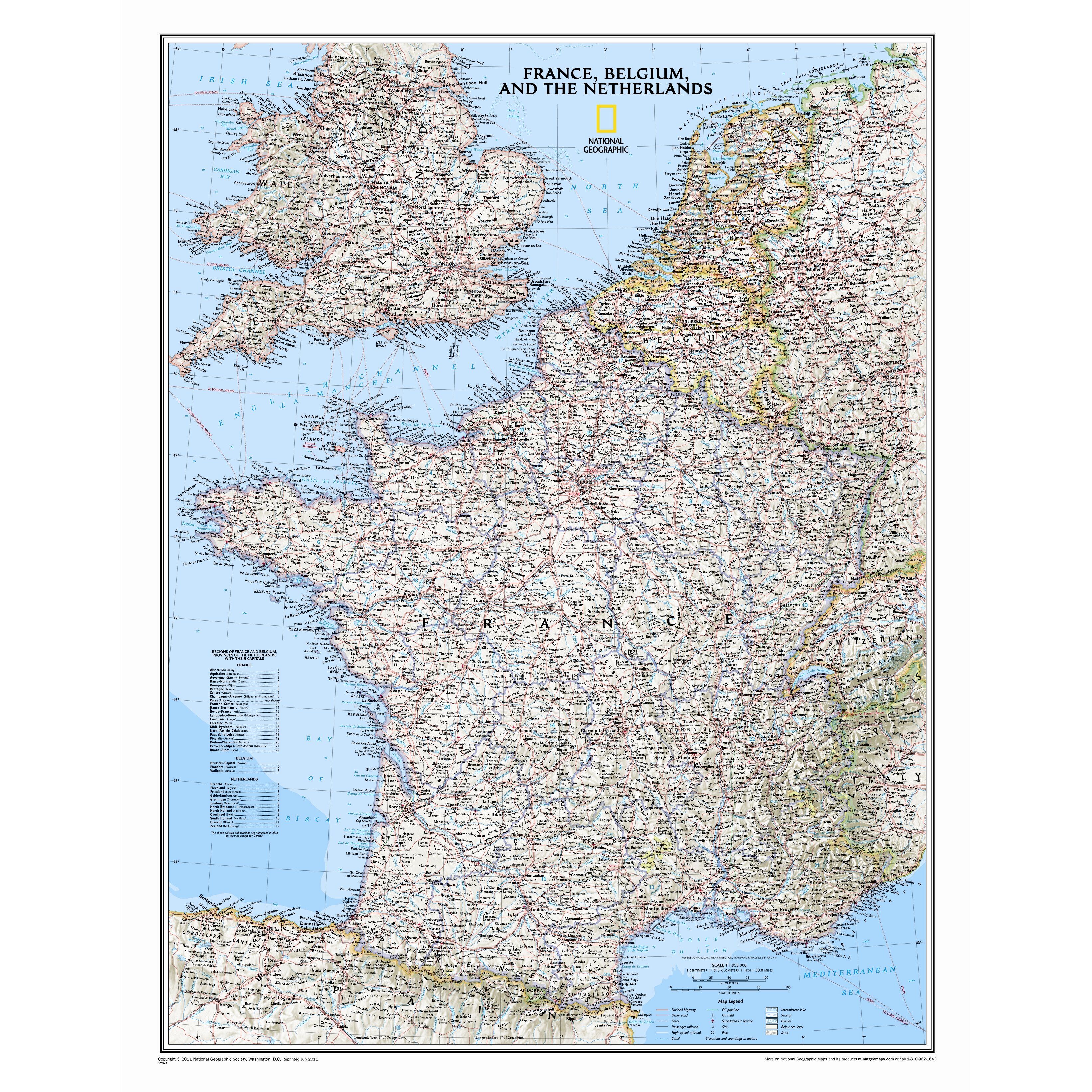 Maps Update 594653 Map of Holland Belgium and France Maps – Map of France and Belgium