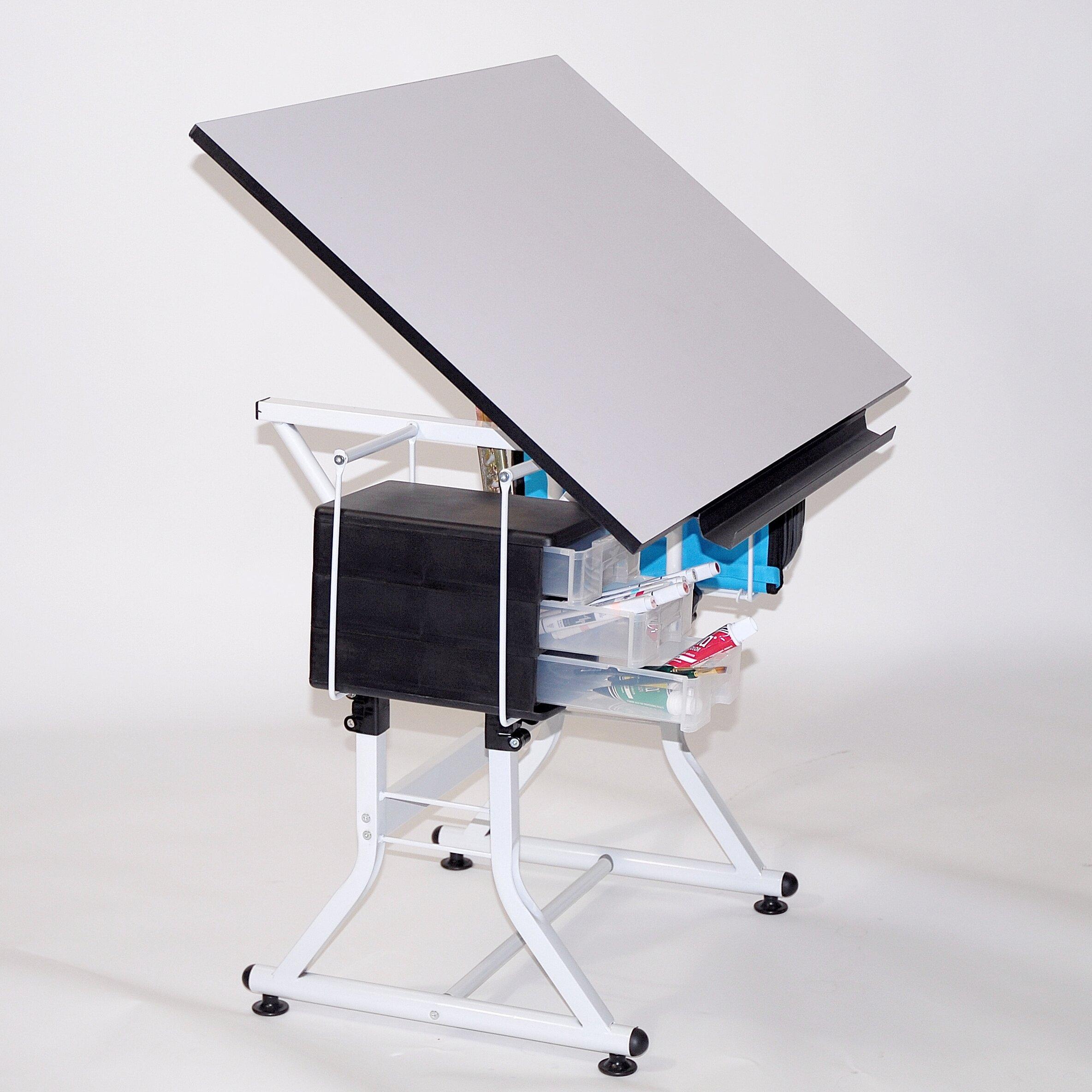 Modern drafting table - Ashley Creative 35 W X 23 D Drafting Table