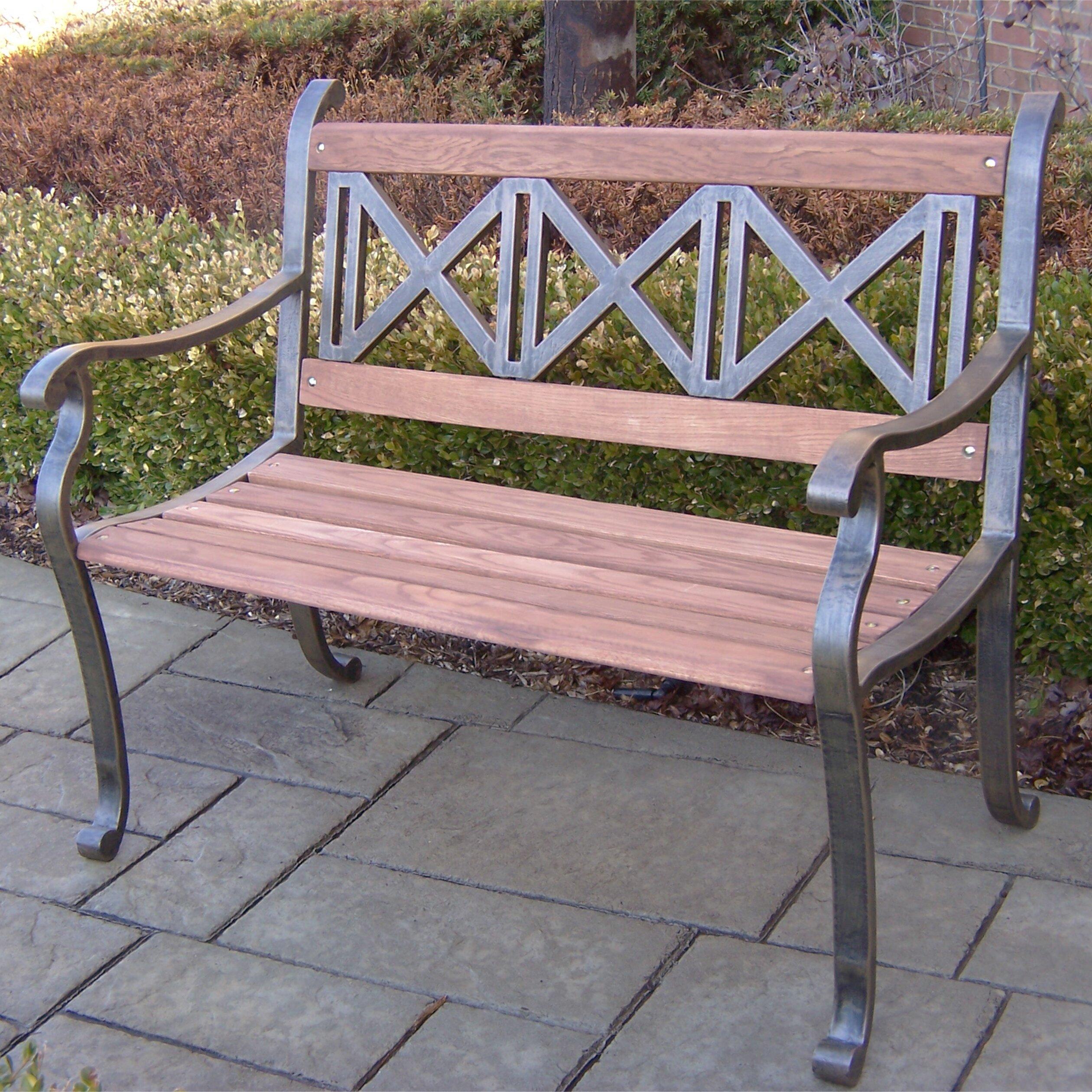 Metal Park Bench Outdoor Metal Park Bench Outdoor Triple Seats – Outdoor Iron Bench