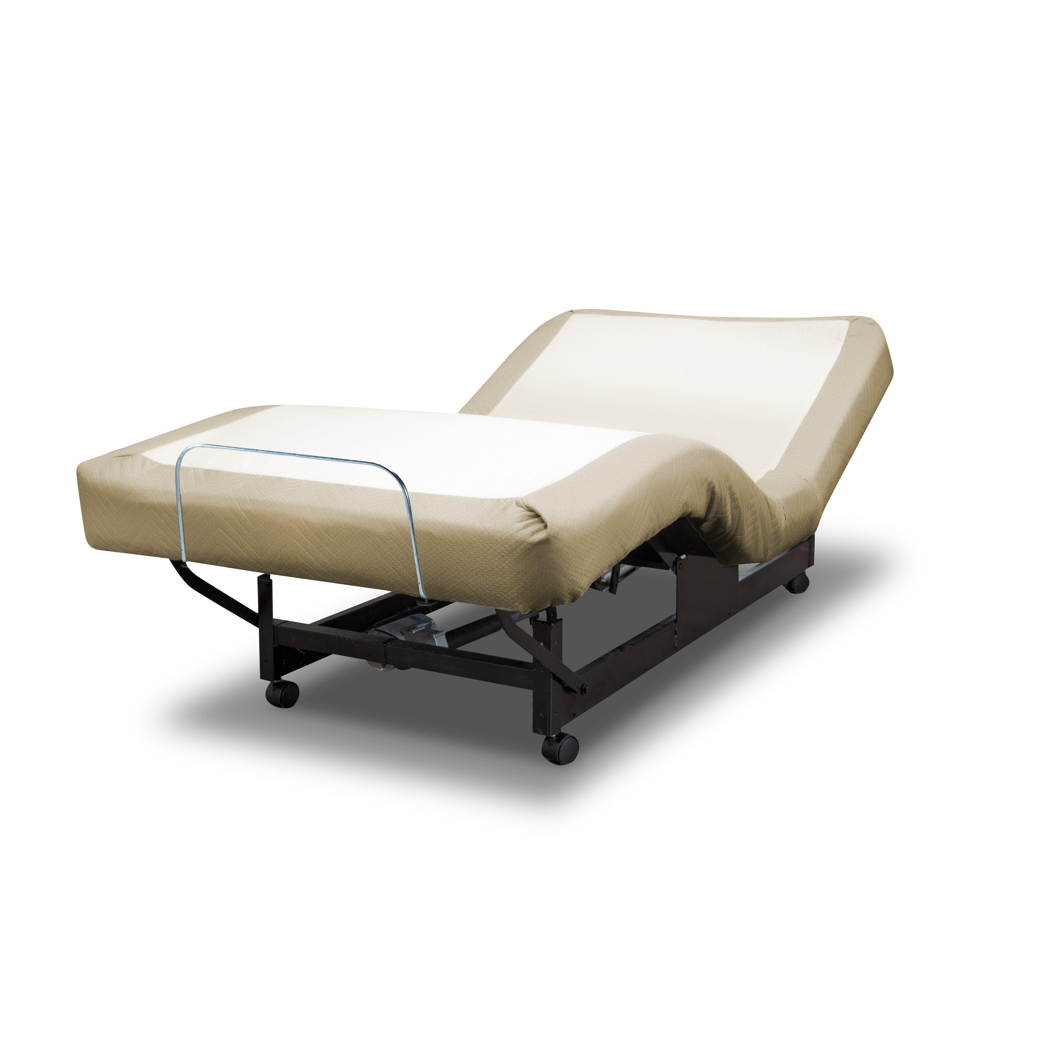 Med-Lift Economy Series Adjustable Bed & Reviews | Wayfair.ca