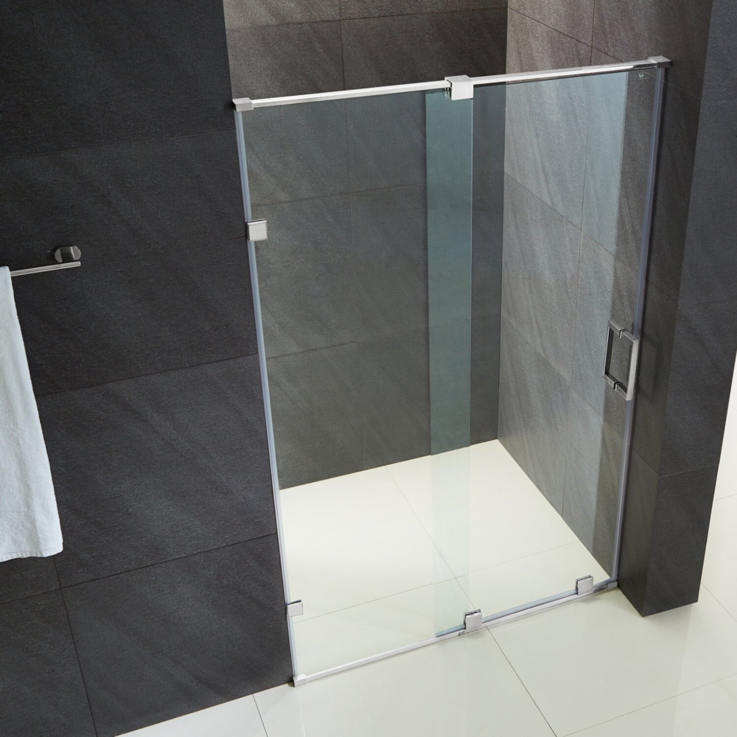 Vigo Frameless Shower Enclosure Review Bath Showers Bathtubs Shower