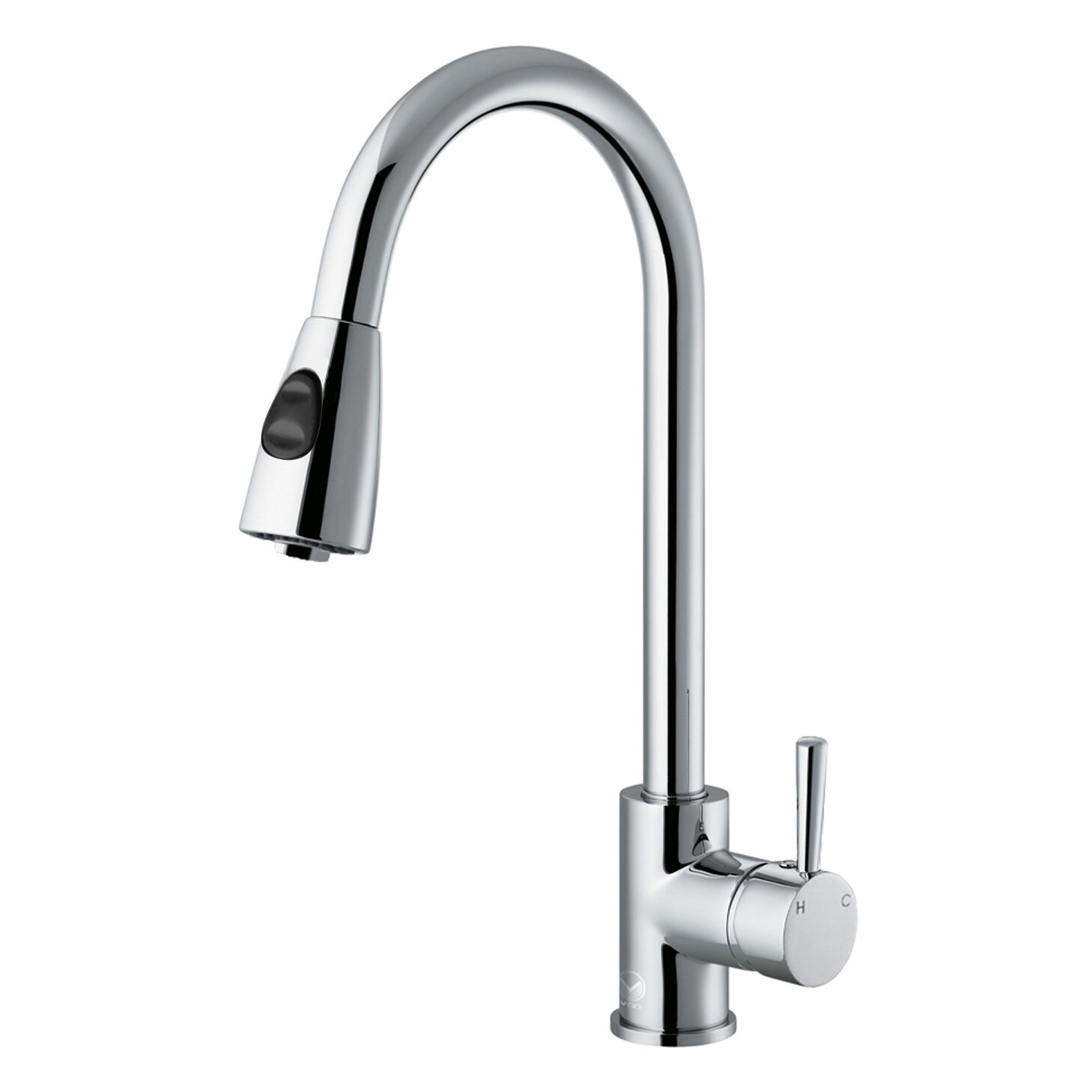 100 Kitchen Faucets Reviews Delta Linden Single Handle Pull Out Sprayer Kitchen Faucet
