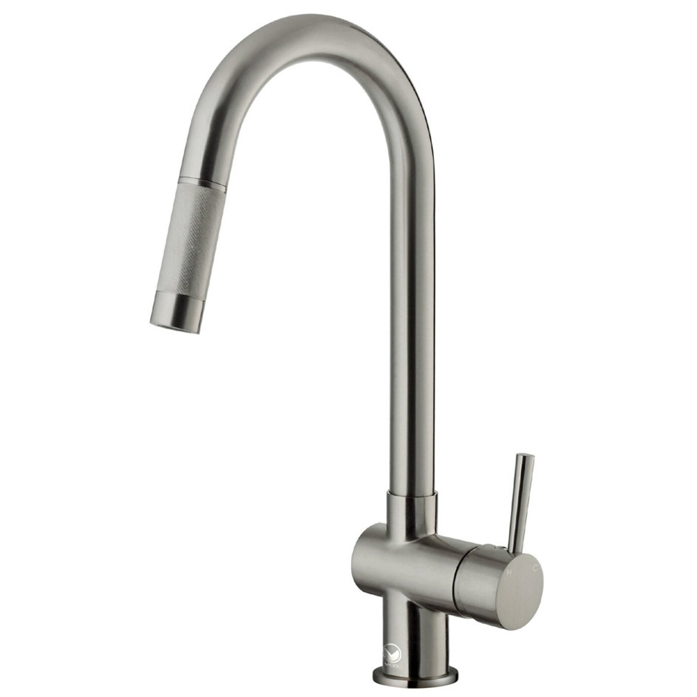 Kitchen Pull Down Faucet Vigo Gramercy Single Handle Pull Down Kitchen Faucet Reviews