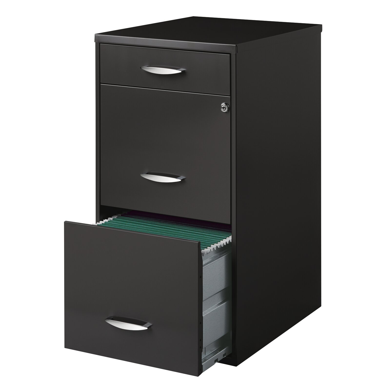 commclad office designs 3 drawer vertical file cabinet