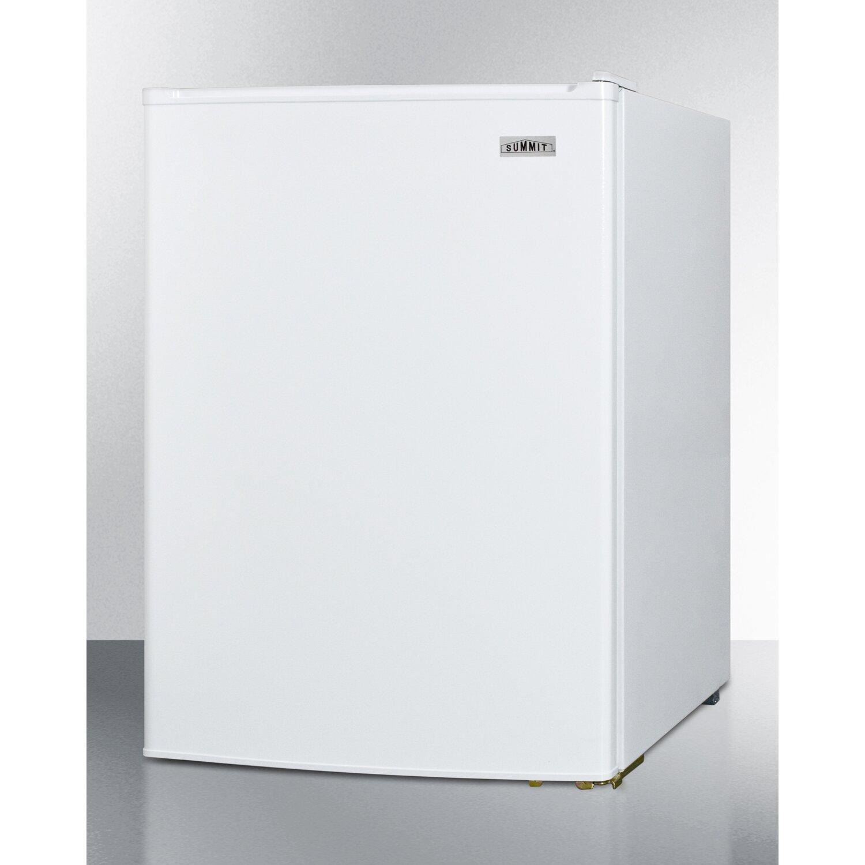 ... Appliance 6 Cu. Ft. Counter Height Freezer Refrigerator Wayfair.ca