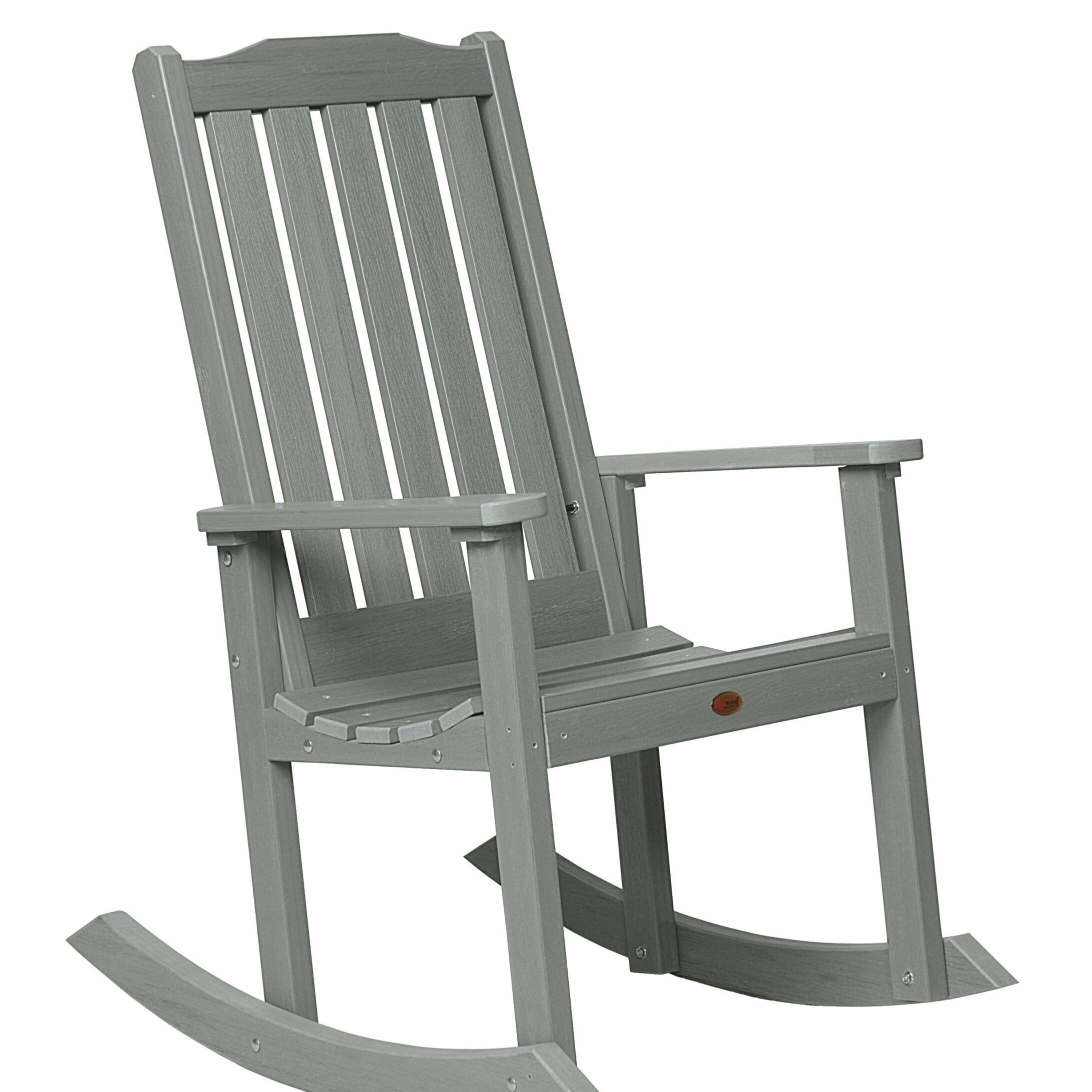 Buyers Choice Phat Tommy Lynnport Rocking Chair & Reviews  Wayfair